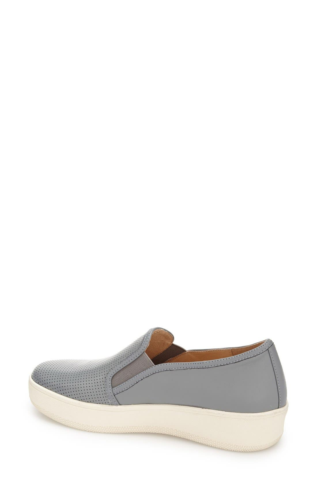 Alternate Image 2  - JSlides 'Jibbie' Slip-On Platform Sneaker (Women)