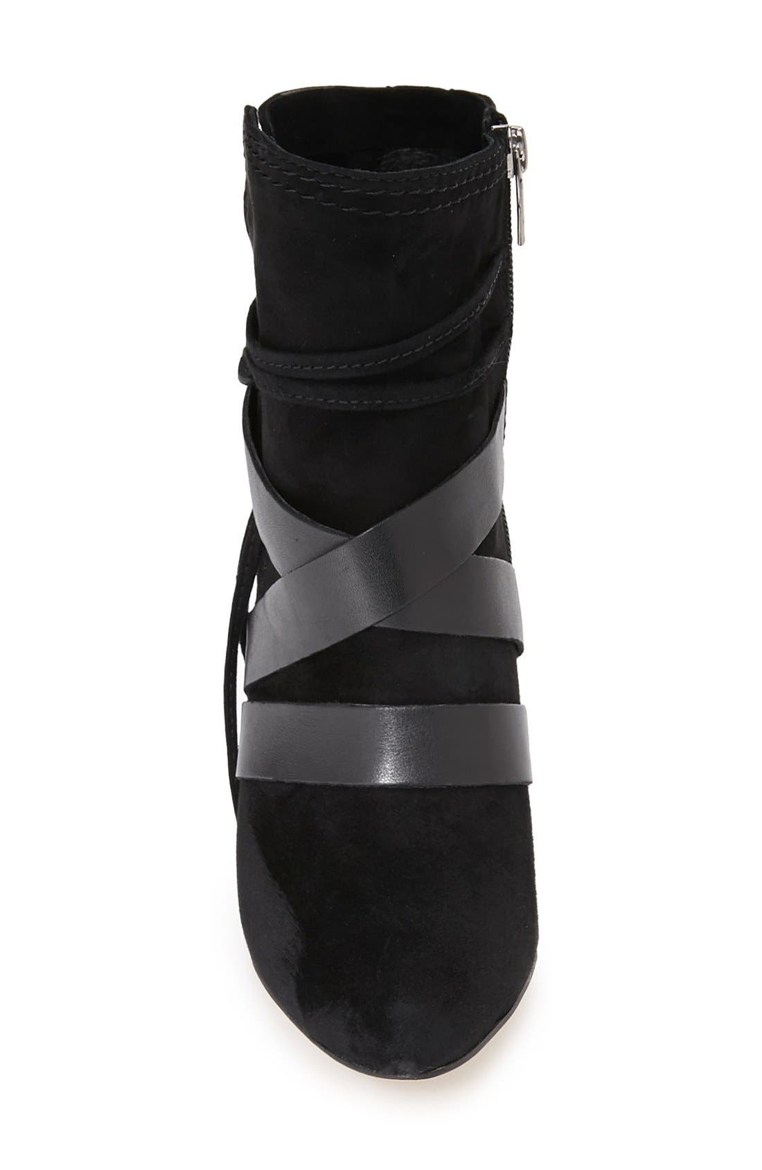 Alternate Image 3  - Vince Camuto 'Solter' Pointy Toe Bootie (Women)