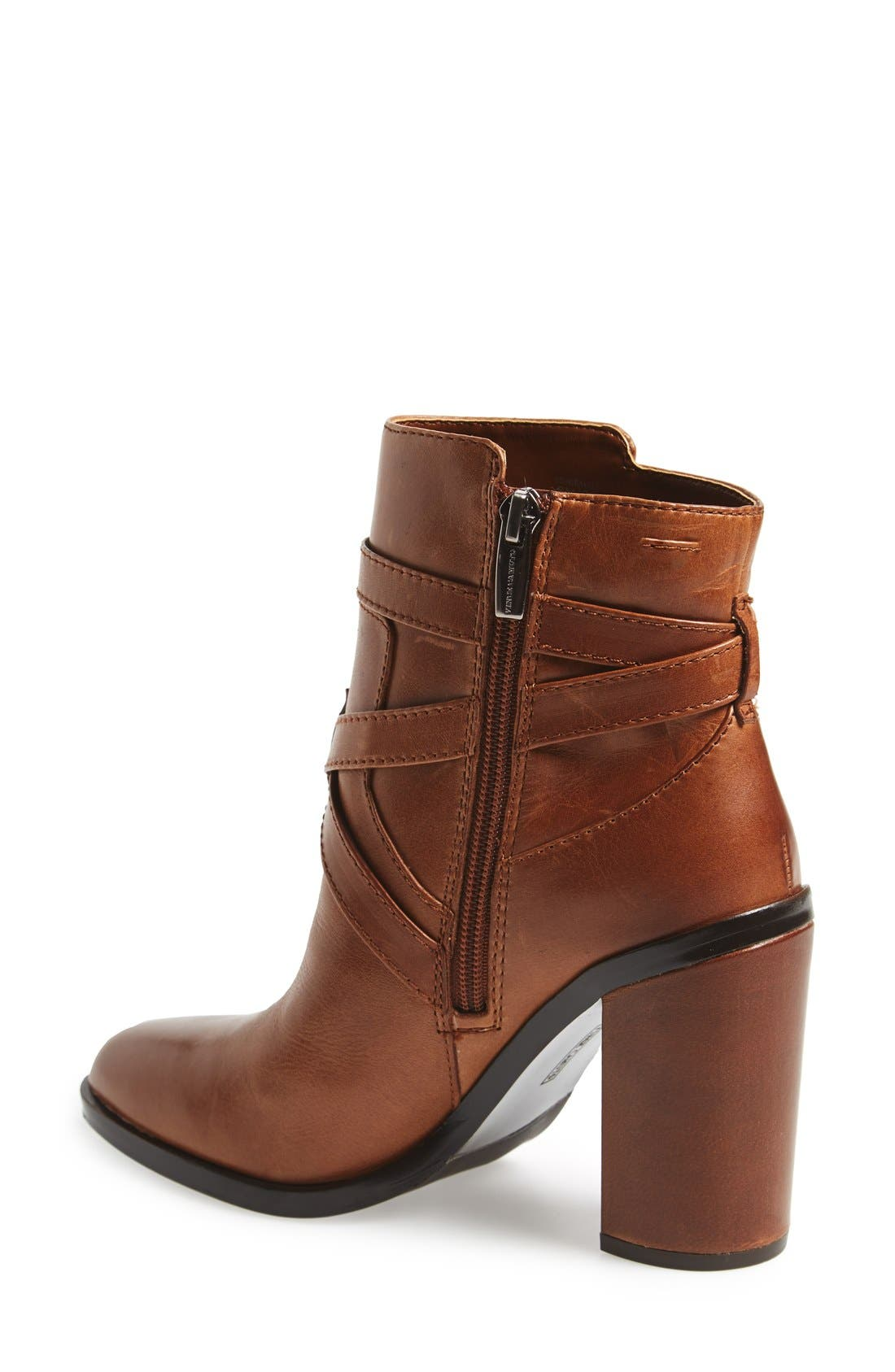 Alternate Image 2  - Vince Camuto 'Gravell' Belted Boot (Women)