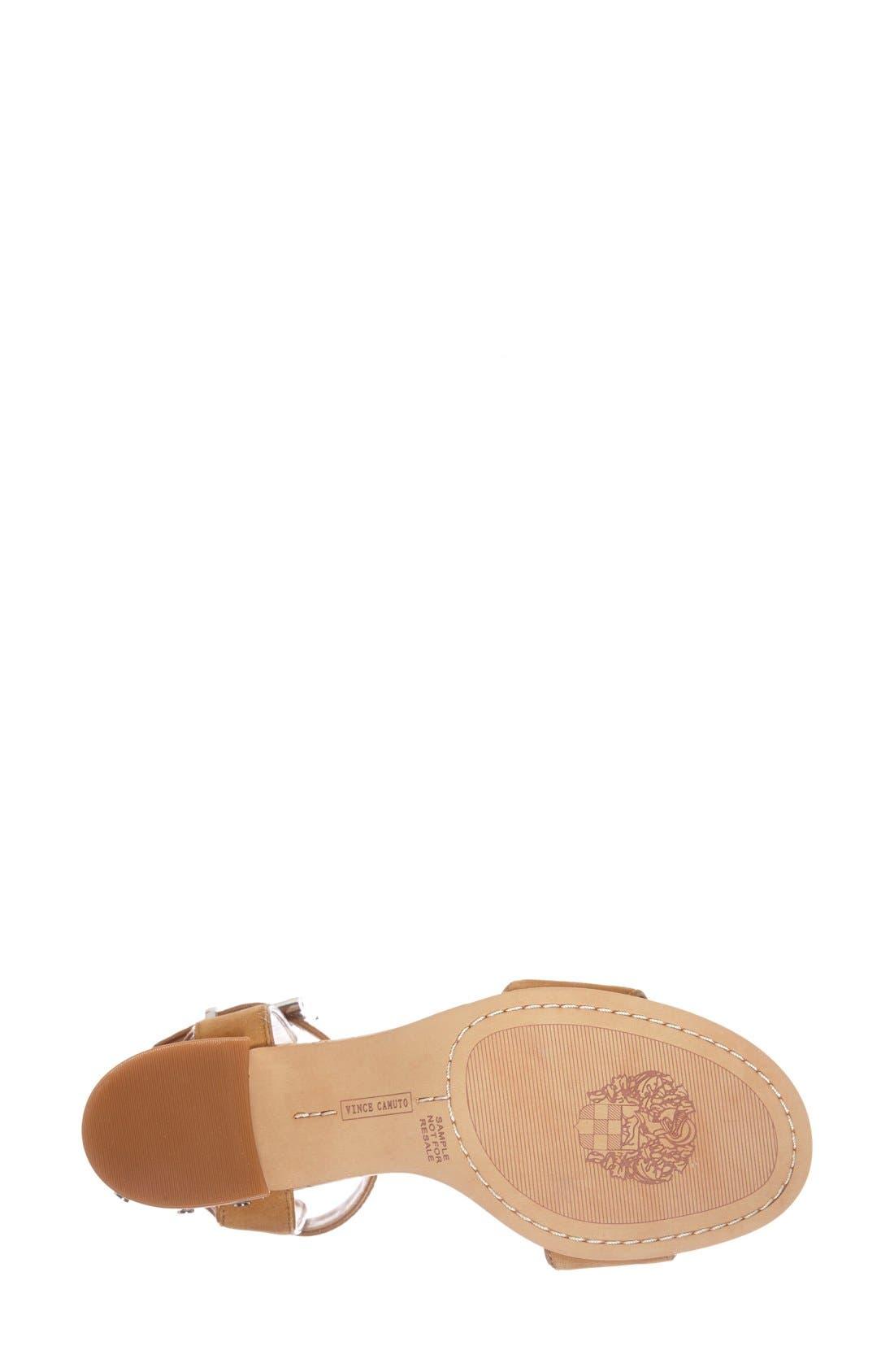 Alternate Image 4  - Vince Camuto 'Baeden' Sandal (Women)