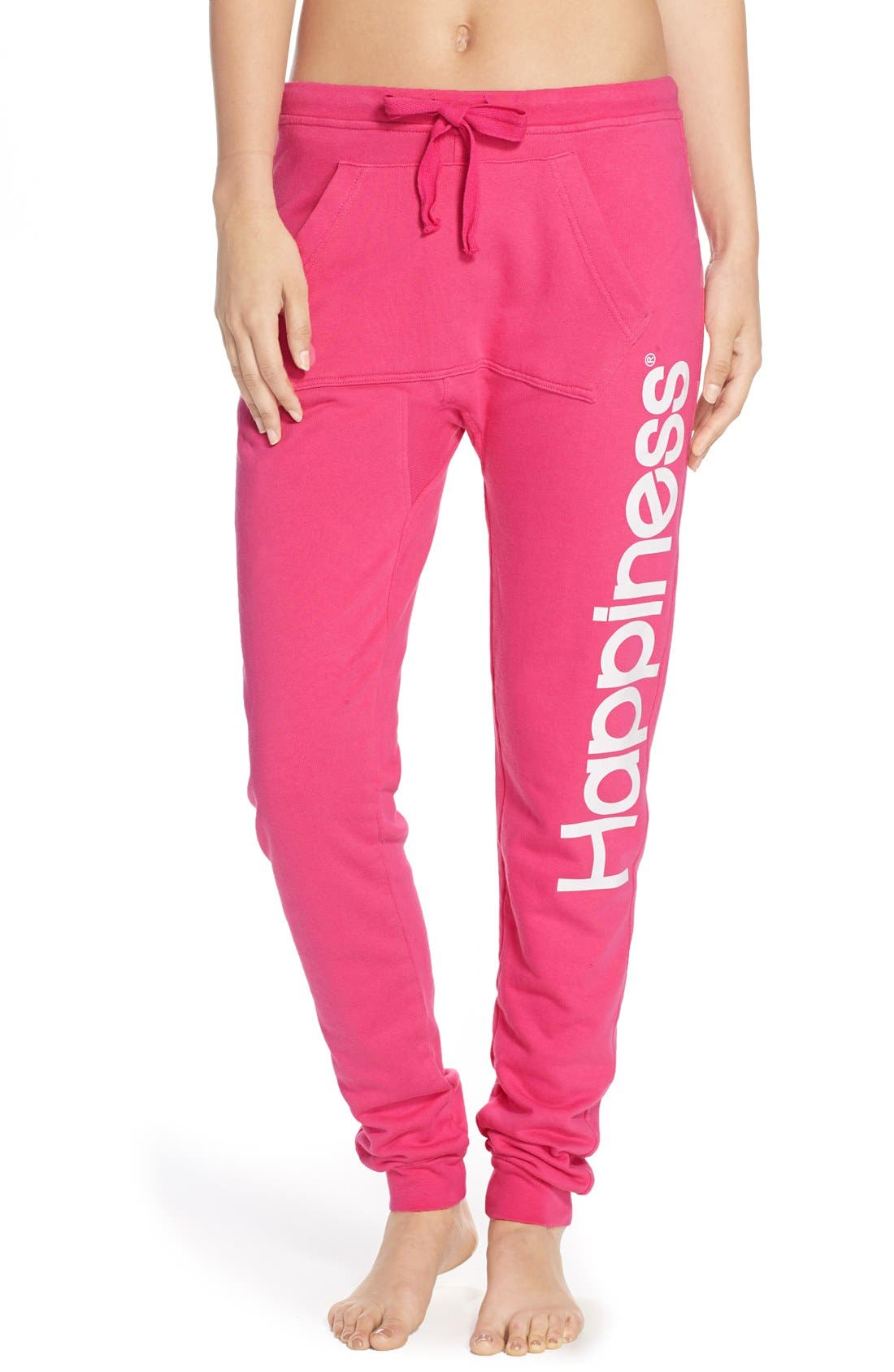 Alternate Image 1 Selected - Happiness® 'Turca' Jogger Sweatpants