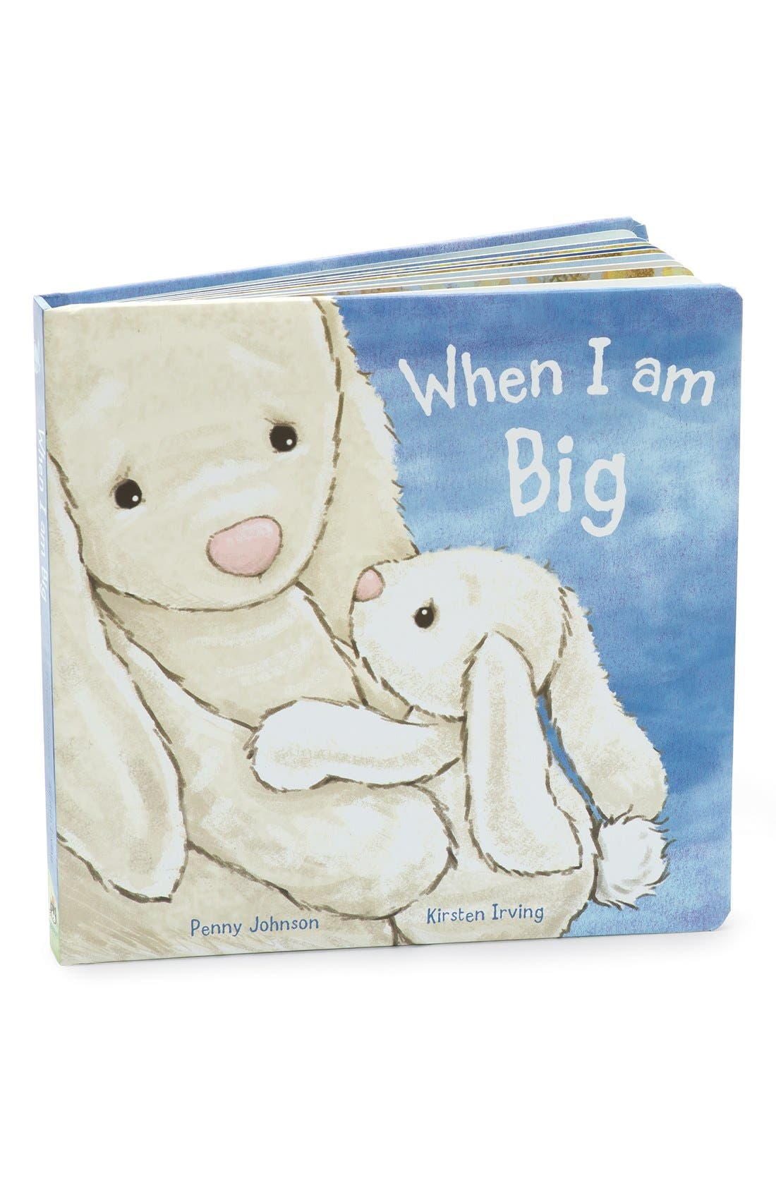 Alternate Image 1 Selected - 'When I Am Big' Board Book
