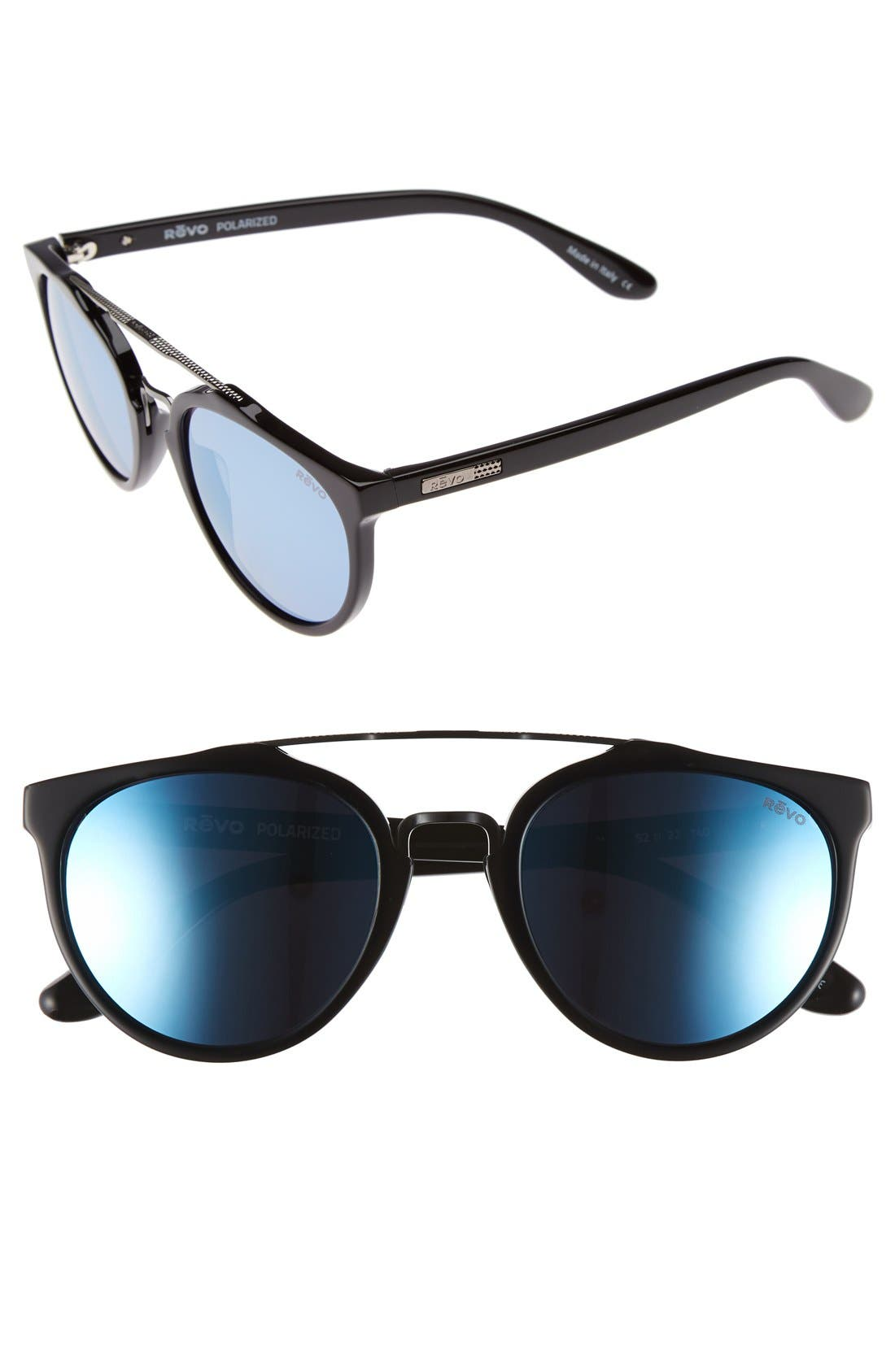 REVO Kingston 52mm Polarized Sunglasses
