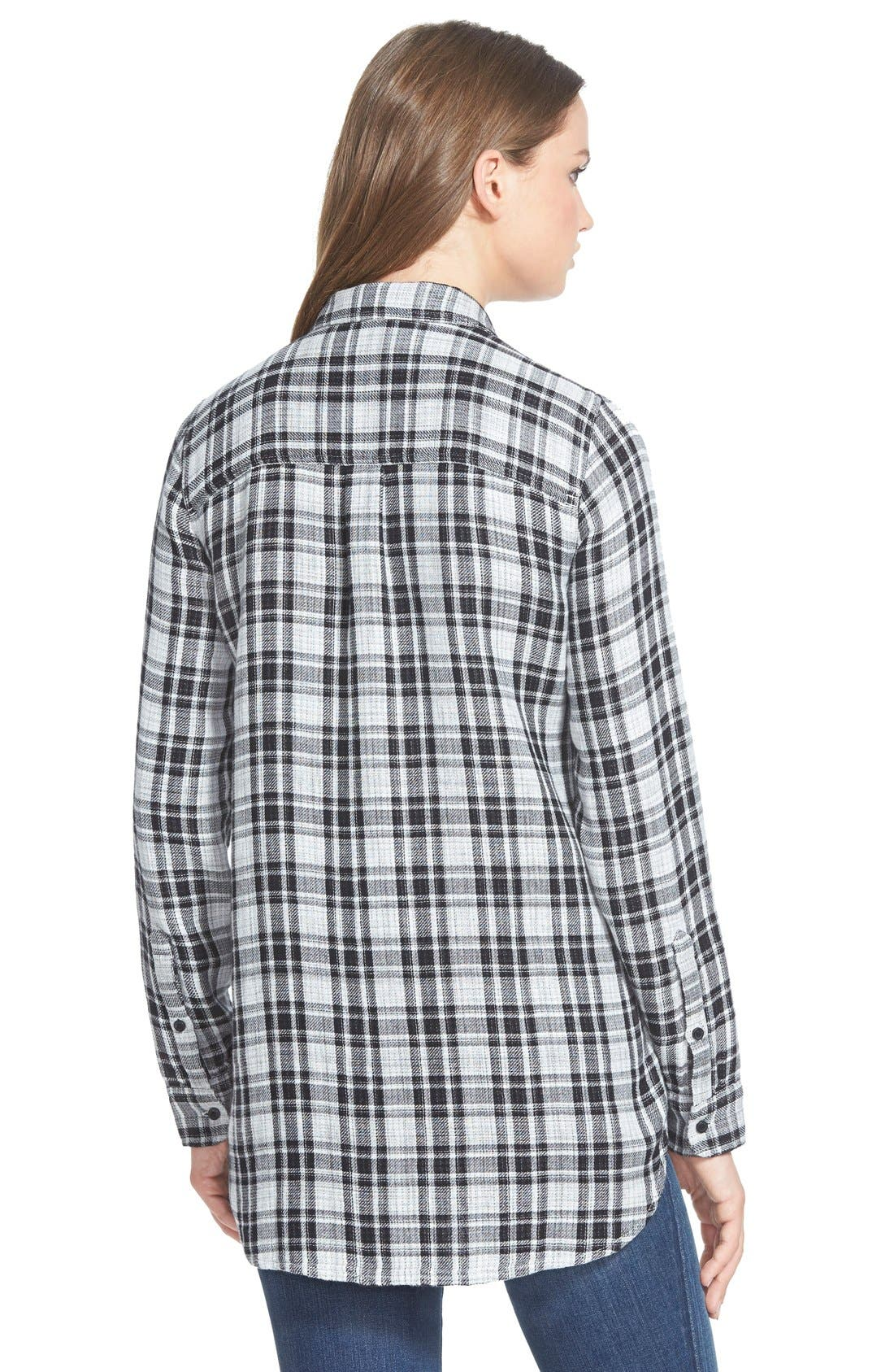 Alternate Image 3  - Madewell 'Kemp Plaid' Ex-Boyfriend Shirt