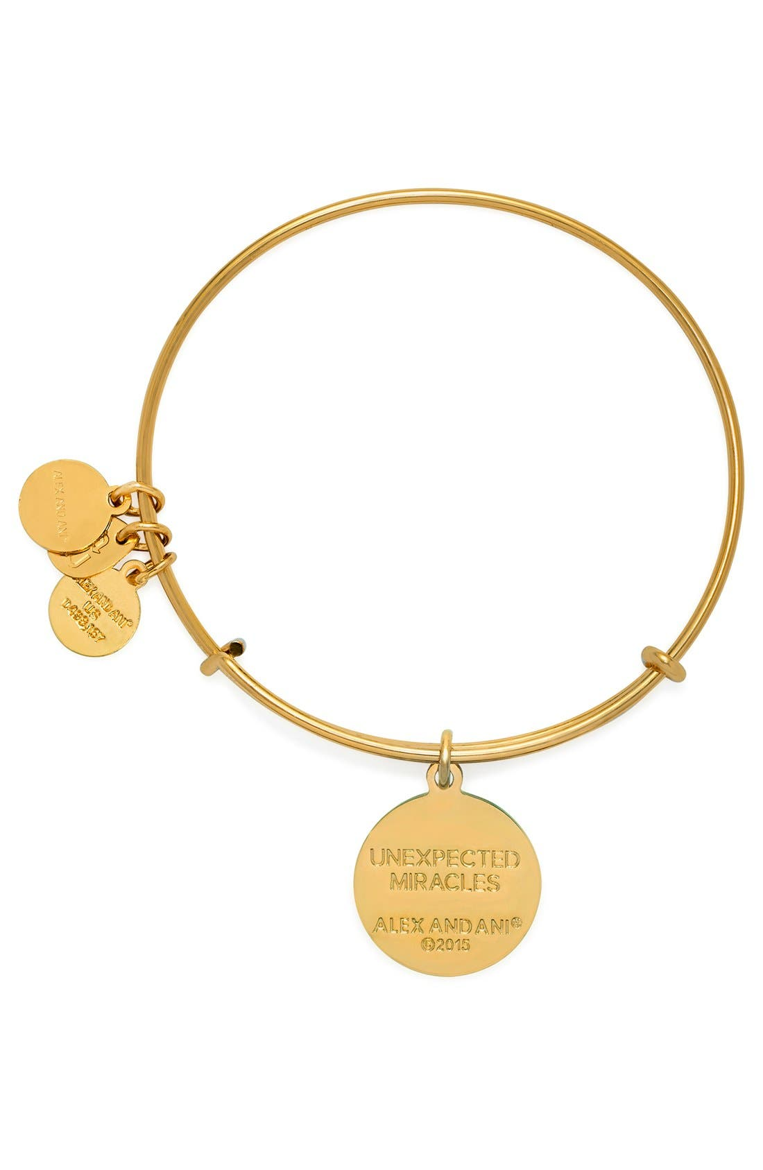 Alternate Image 2  - Alex and Ani 'Unexpected Miracles' Expandable Bangle