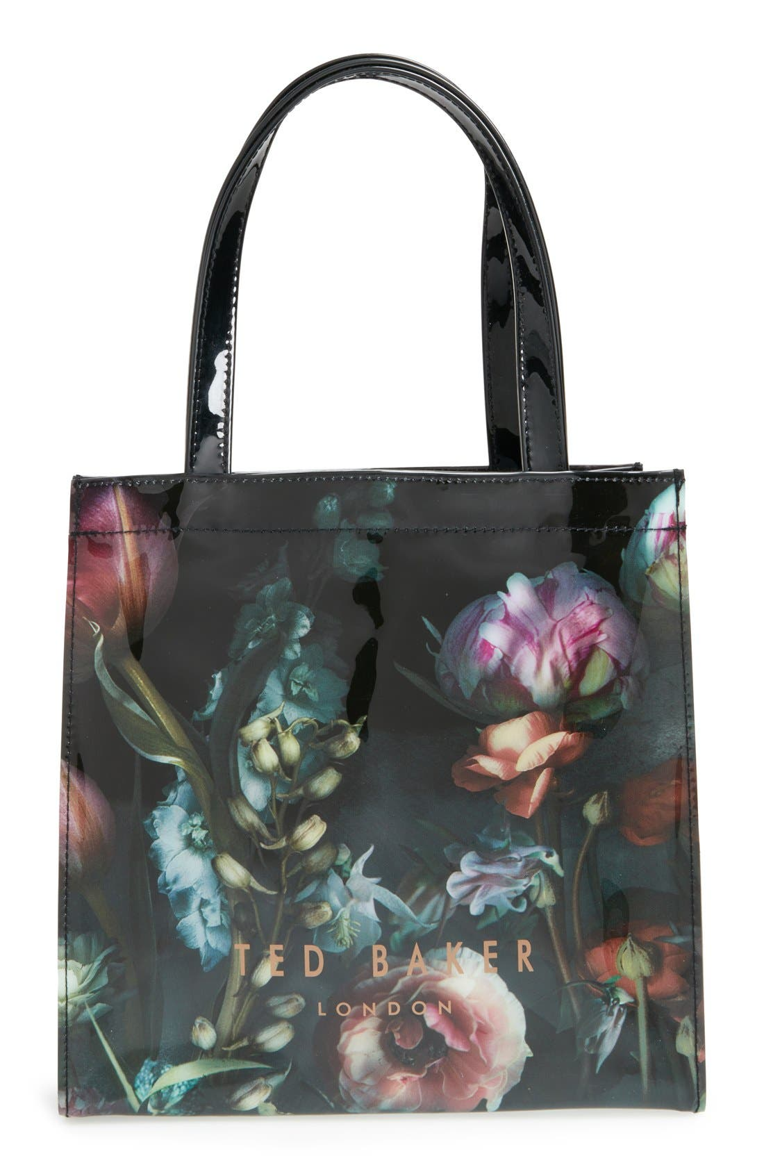 Alternate Image 3  - Ted Baker London 'Small Shadow Flora Icon' Tote