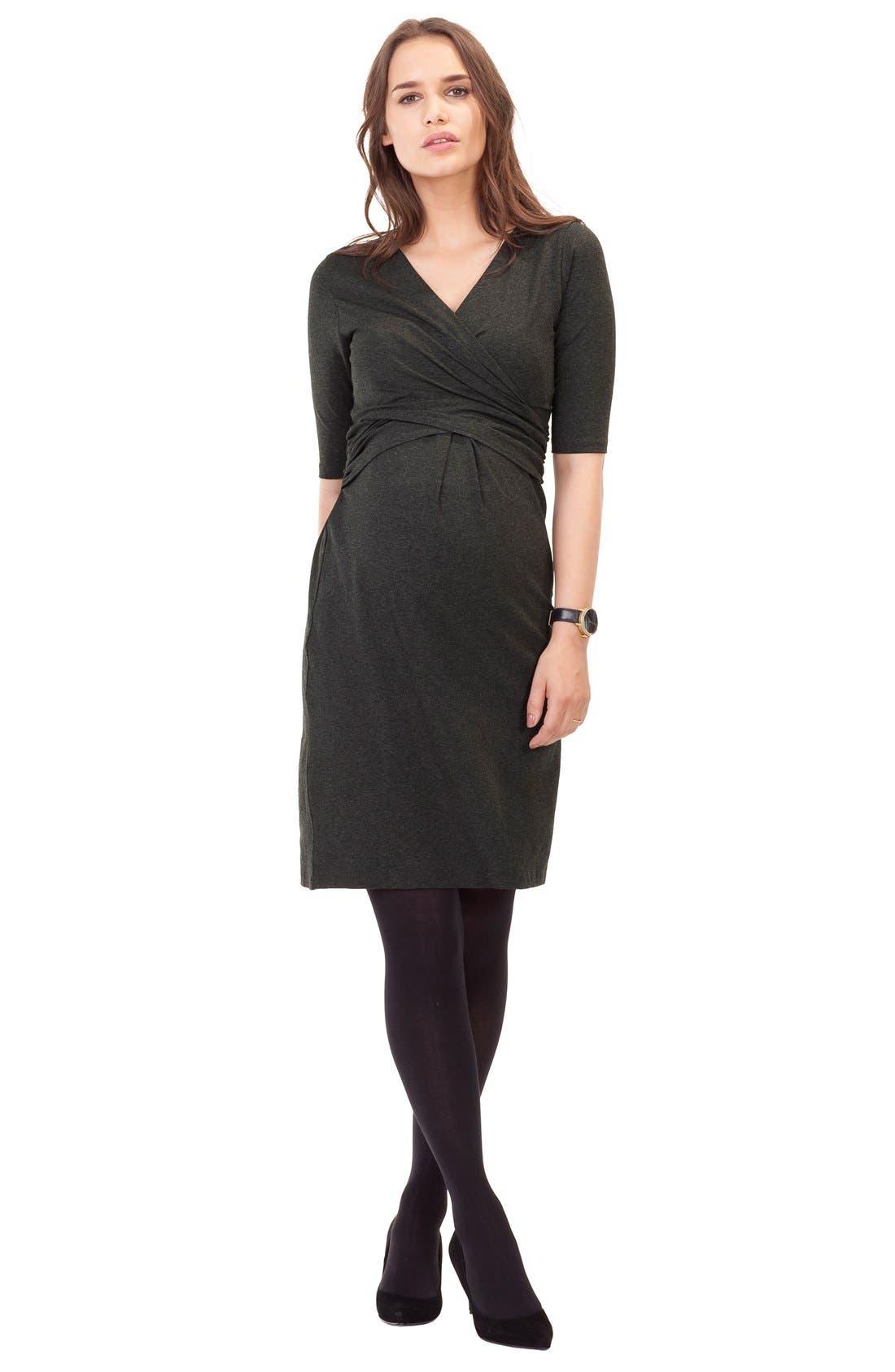 Alternate Image 1 Selected - Isabella Oliver 'Bella' Nursing Dress