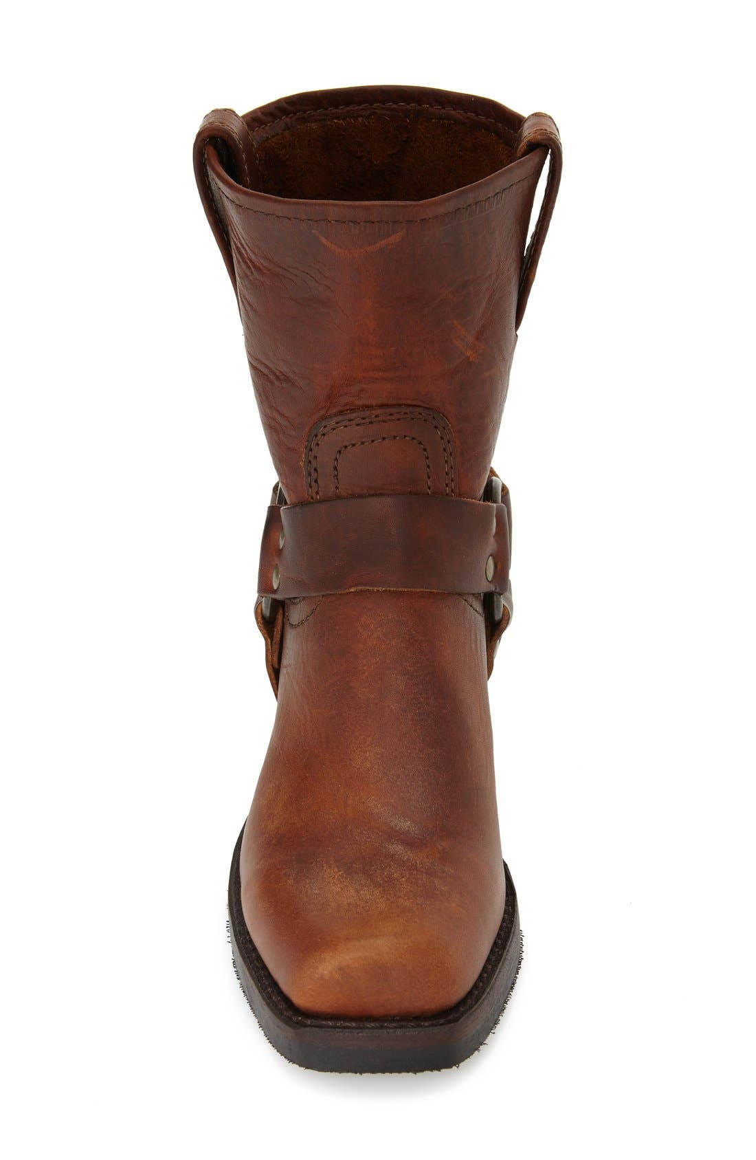 'Harness 8R' Boot,                             Alternate thumbnail 3, color,                             Cognac