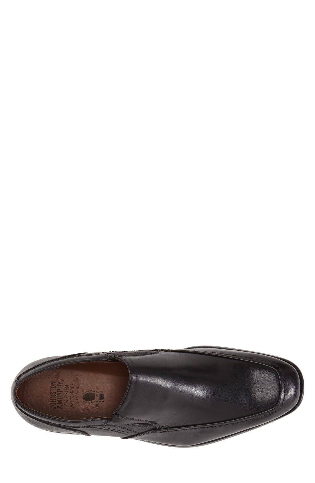 Alternate Image 3  - Johnston & Murphy 'Branning' Venetian Loafer (Men)