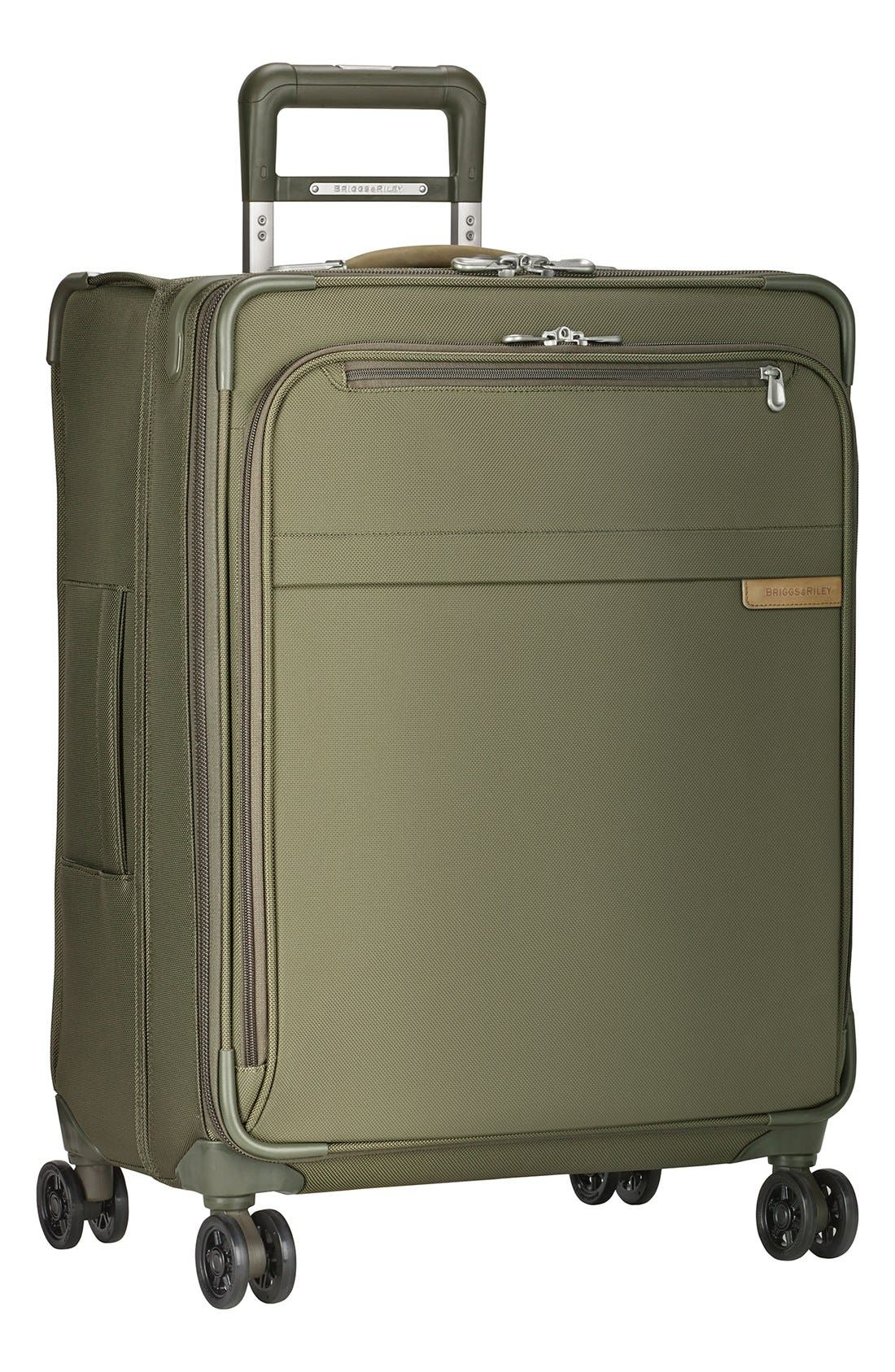 Main Image - Briggs & Riley 'Baseline' Medium Expandable Rolling Packing Case (25 Inch)