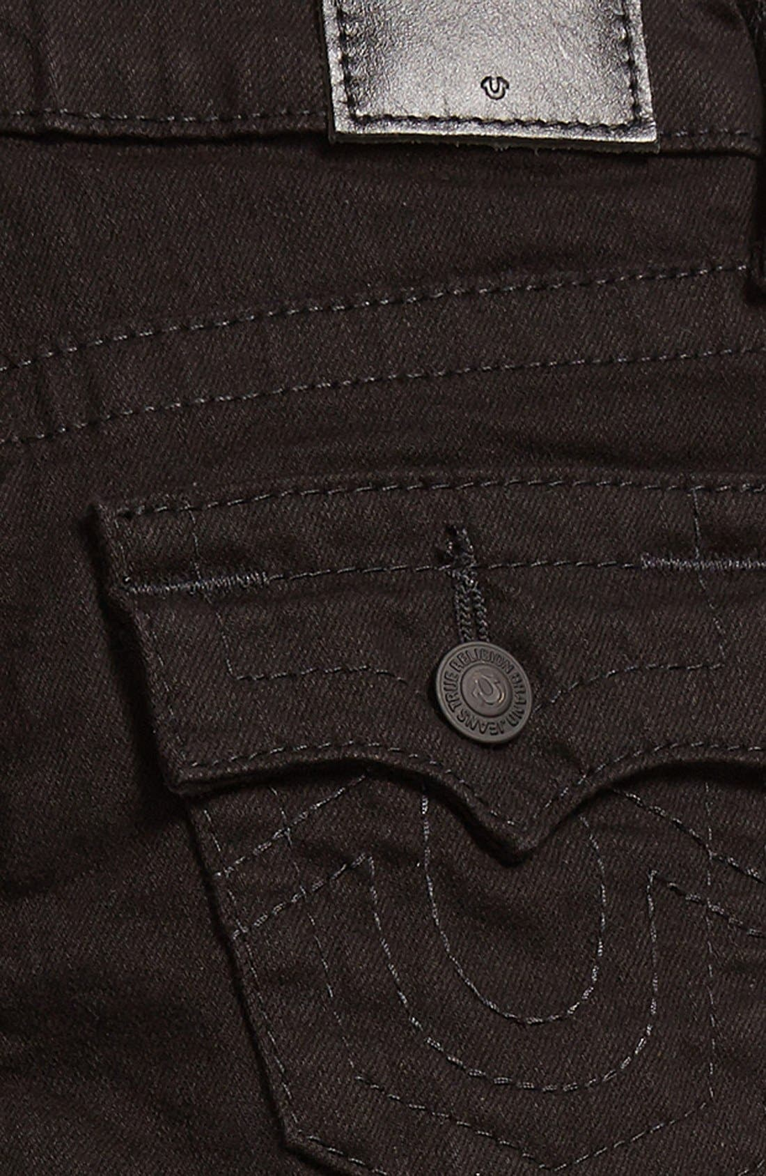 Alternate Image 3  - True Religion Brand Jeans 'Geno' Relaxed Slim Fit Jeans (Toddler Boys & Little Boys)