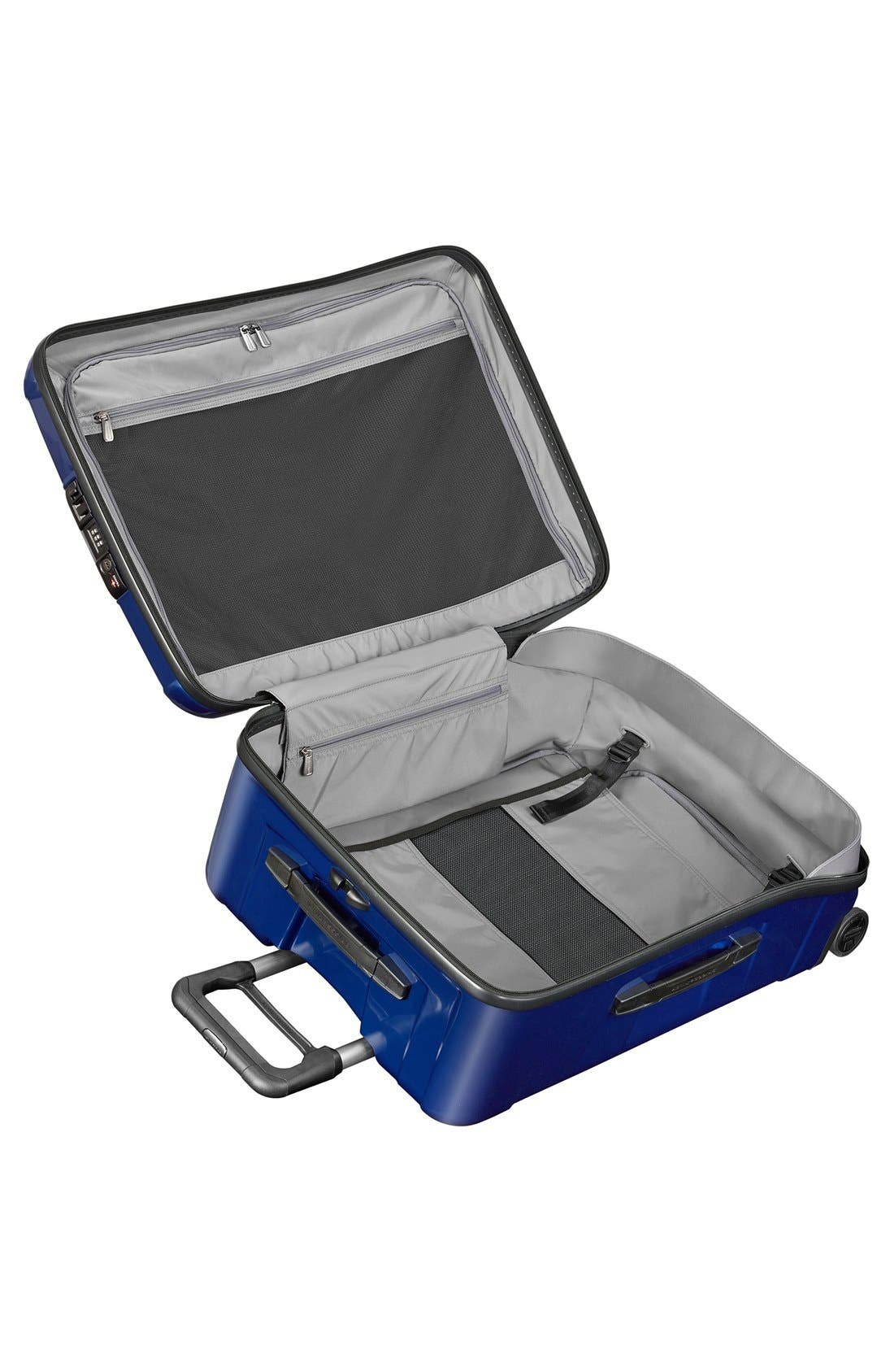 'Torq' Medium Wheeled Packing Case,                             Alternate thumbnail 2, color,                             Cobalt