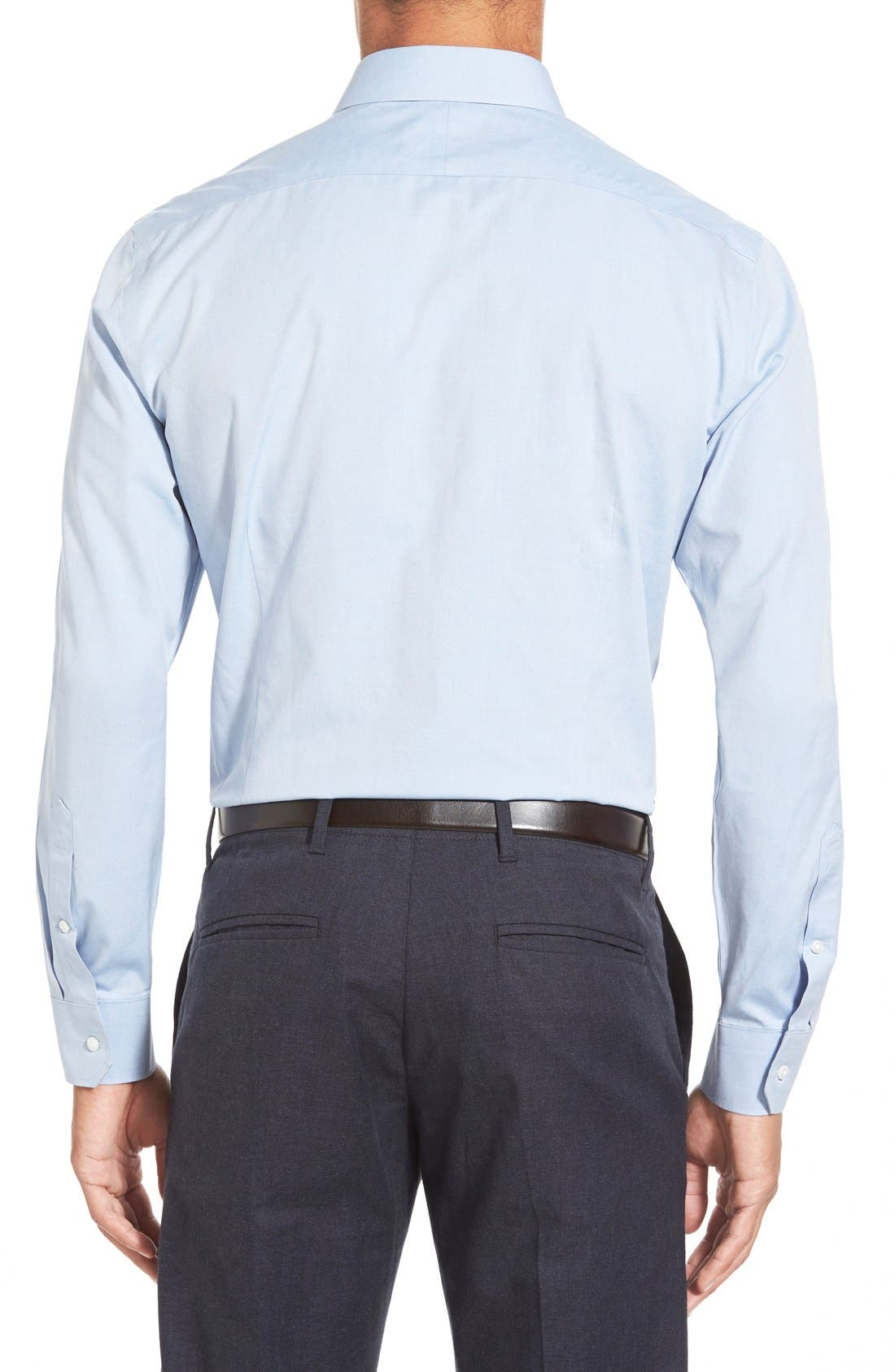 Alternate Image 3  - Eton Contemporary Fit Dress Shirt