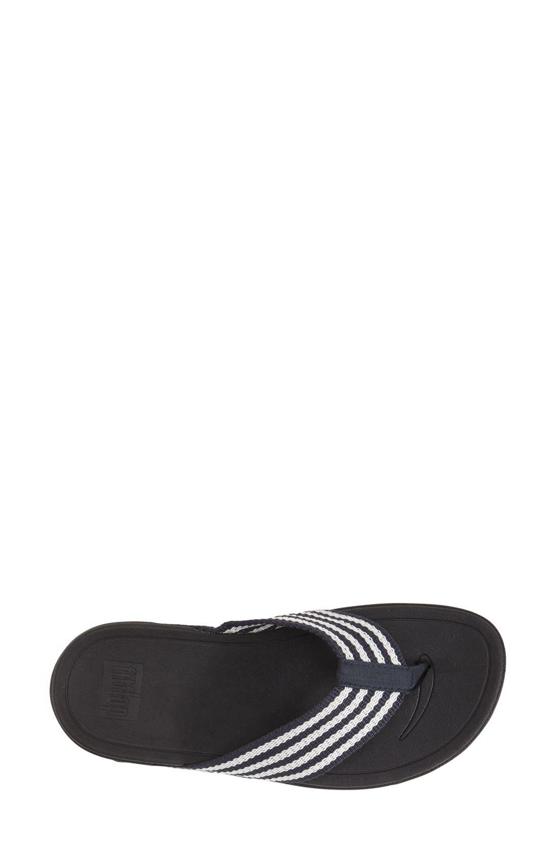 Alternate Image 3  - FitFlop™ 'Surfa' Thong Sandal (Women)