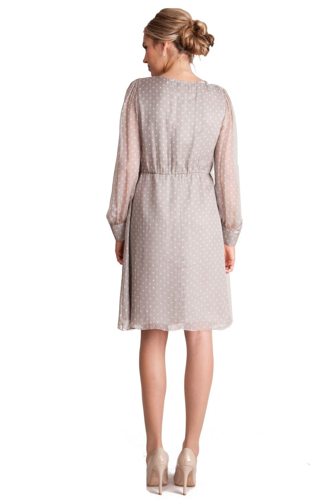 Alternate Image 2  - Seraphine'EldoraLuxe' Maternity Dress