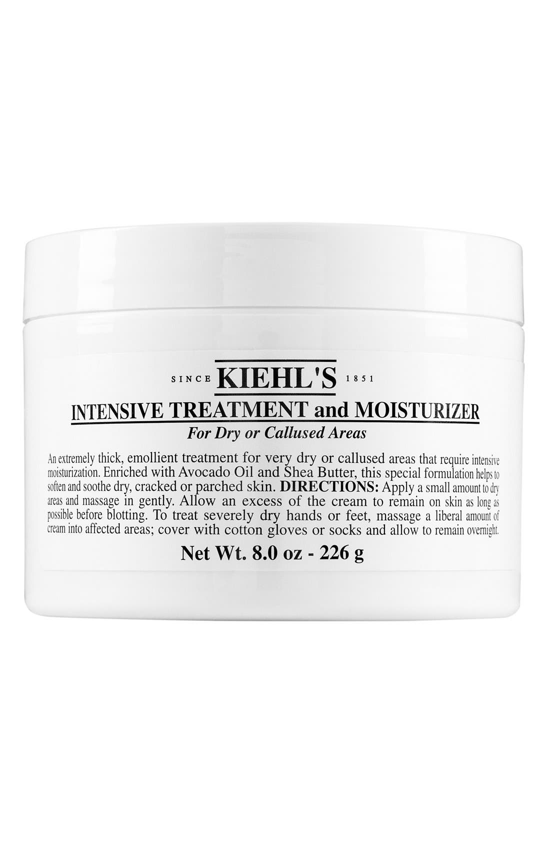 Kiehl's Since 1851 Intensive Treatment & Moisturizer for Dry or Callused Areas