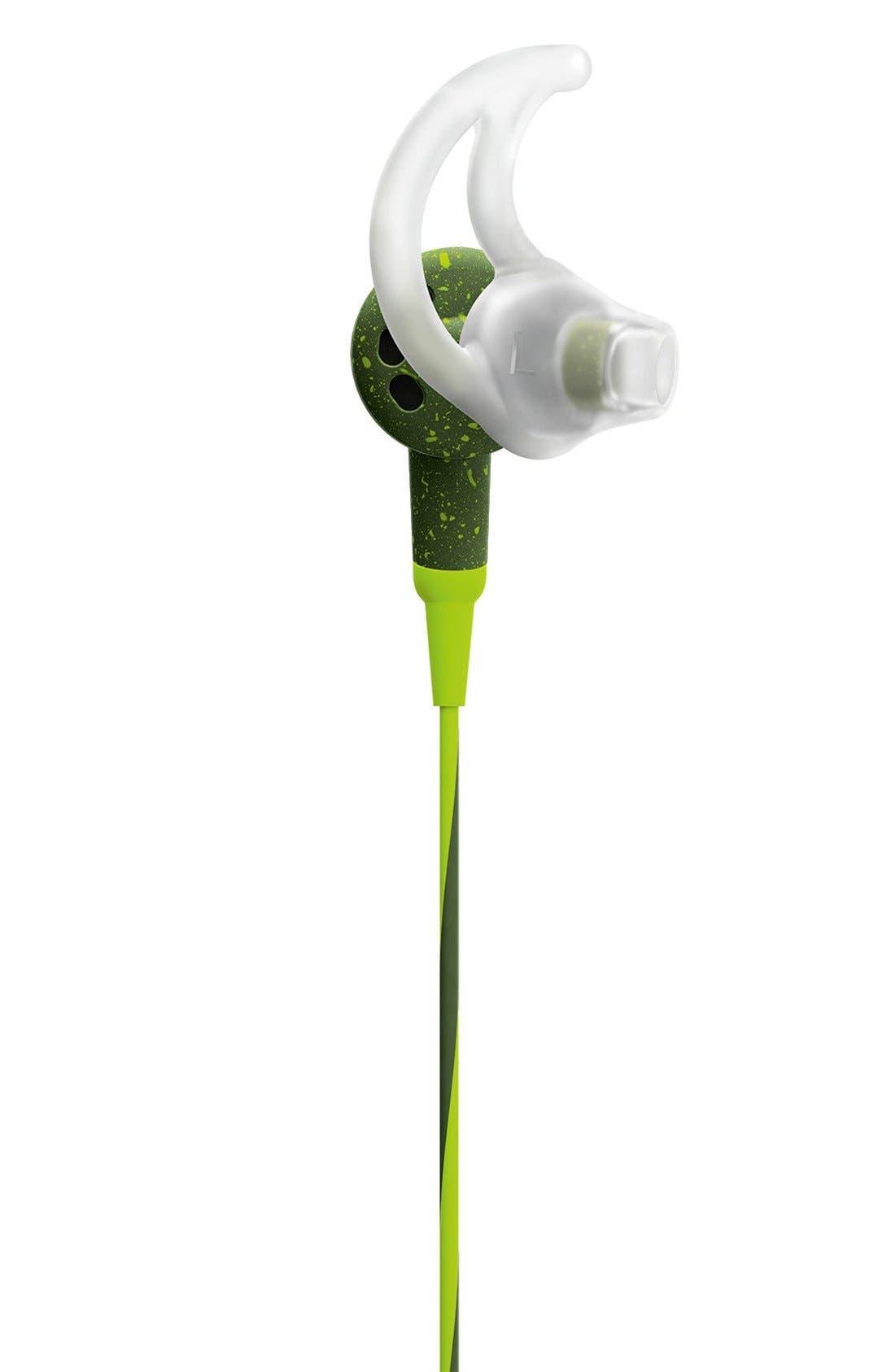 SoundSport<sup>®</sup> In-Ear Headphones,                             Alternate thumbnail 3, color,                             Energy Green