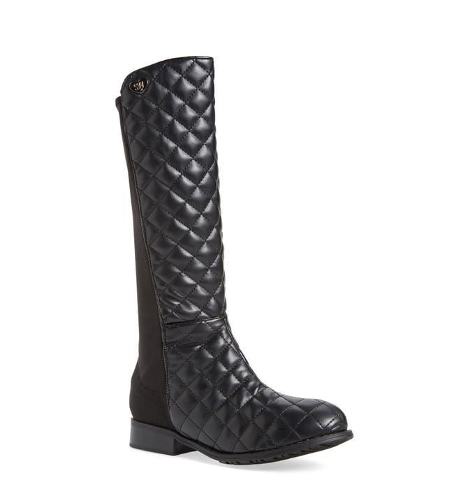 Stuart Weitzman '5050' Quilted Boot (Little Kid & Big Kid) | Nordstrom : stuart weitzman quilted boots - Adamdwight.com