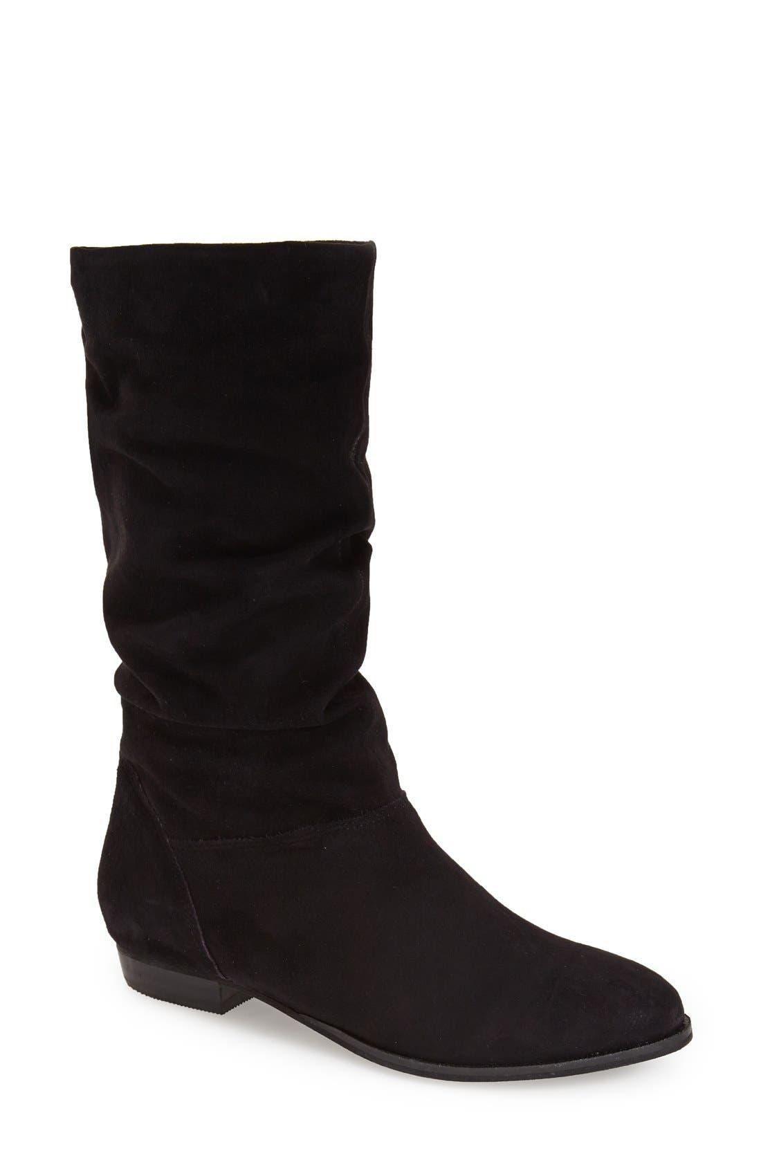Main Image - Dune London'Relissa' Scrunch Boot(Women)