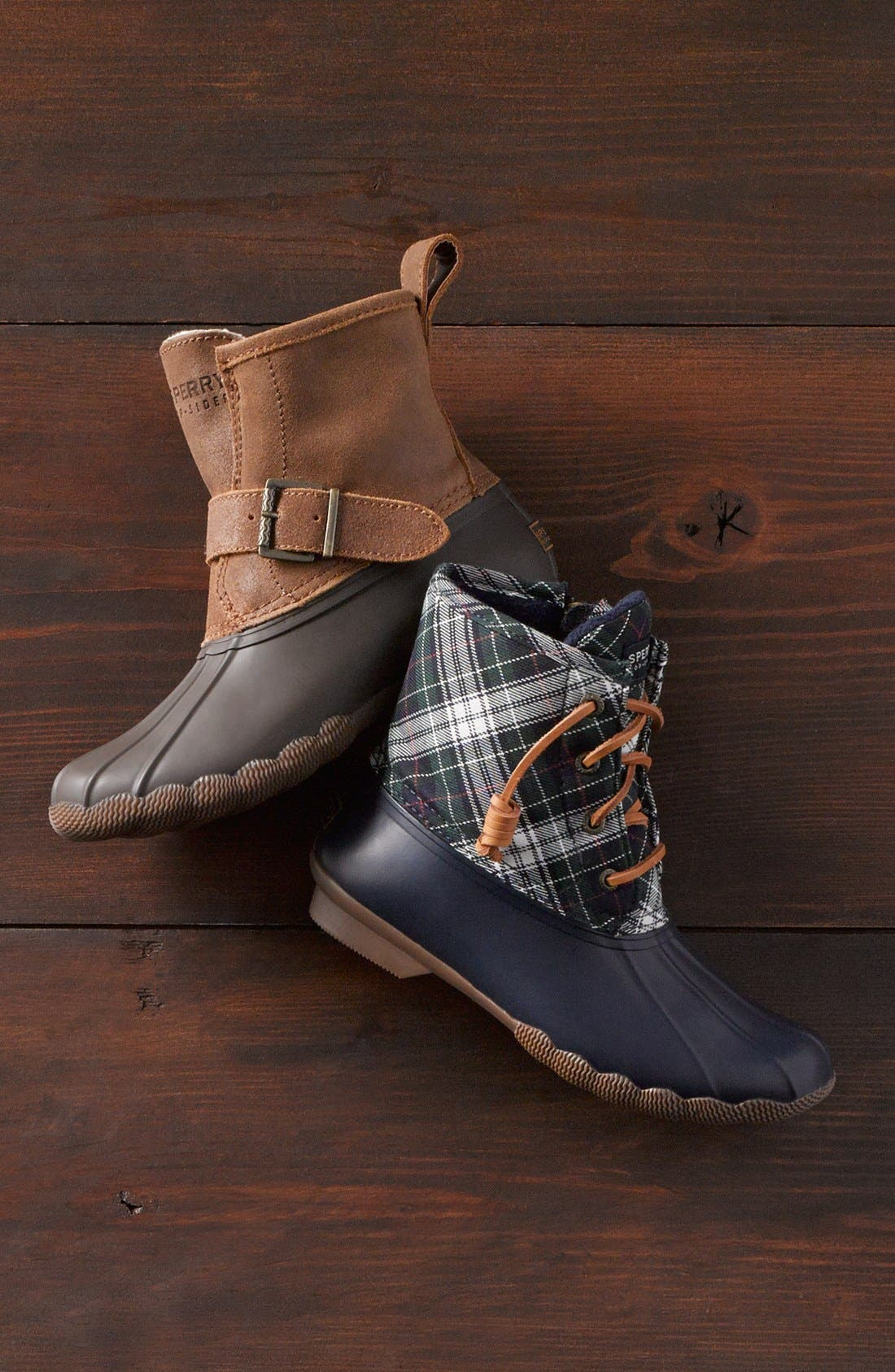 Alternate Image 3  - Sperry 'Saltwater' Waterproof Rain Boot (Women)