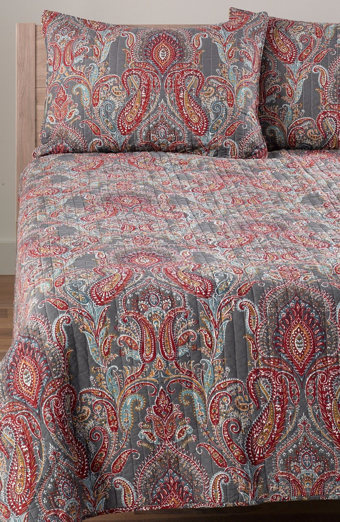 Alternate Image 1 Selected - Levtex 'Presidio' Reversible Quilt