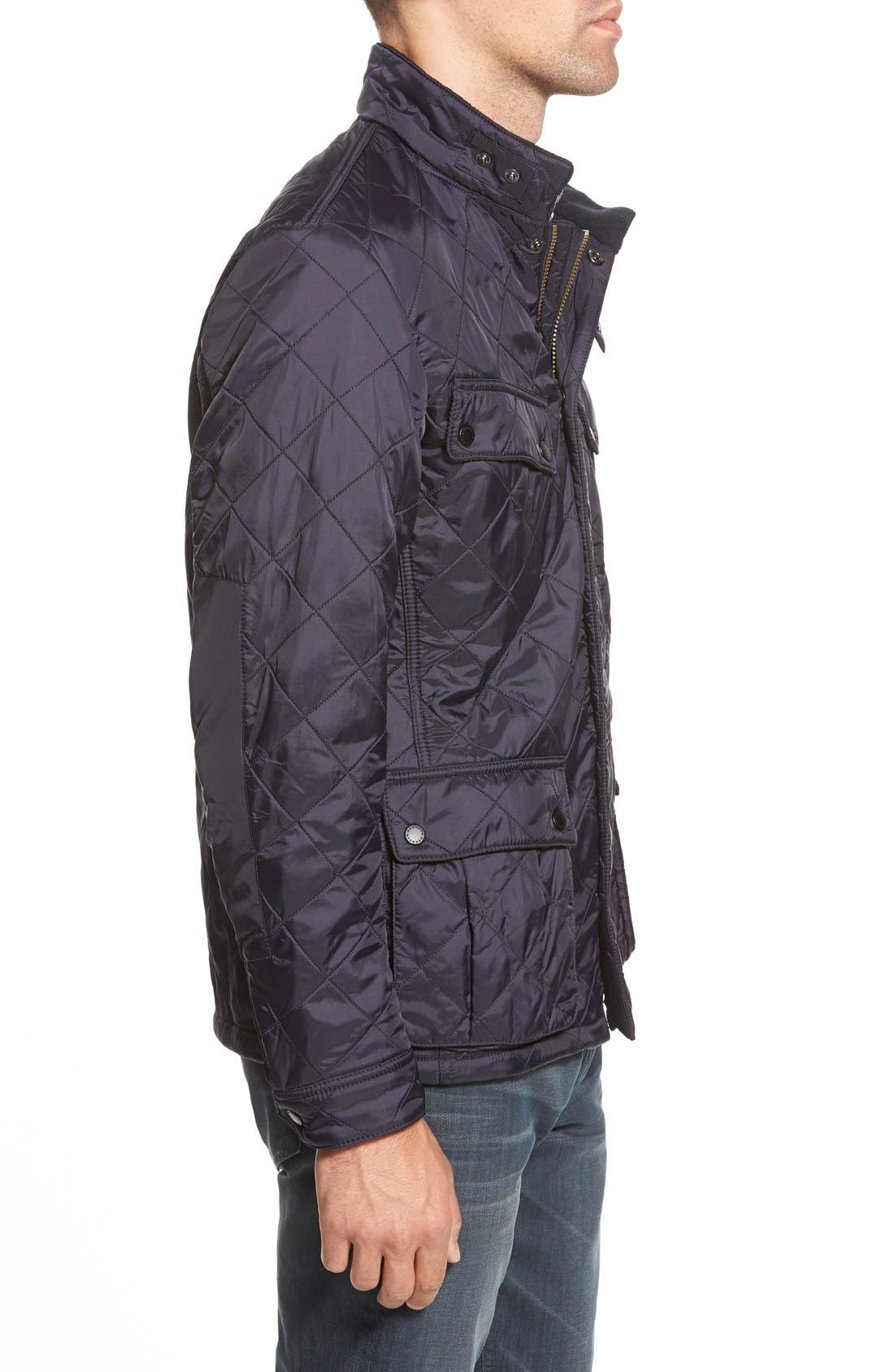 Alternate Image 3  - Barbour 'Ariel' Regular Fit Polarquilt Coat