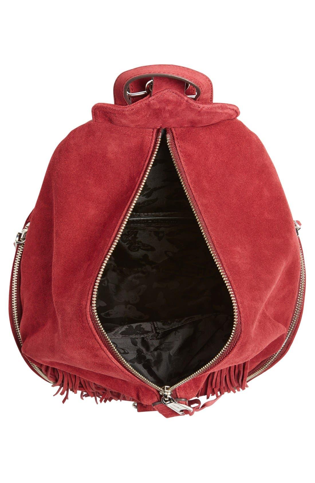 Alternate Image 3  - Rebecca Minkoff 'Julian' Leather Backpack