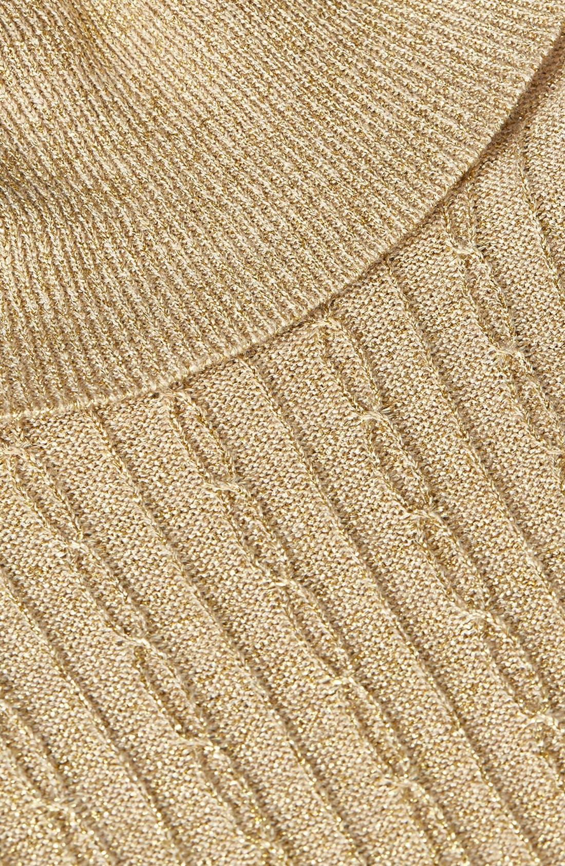 Alternate Image 7  - TopshopUnique 'Huntly' Turtleneck Sweater