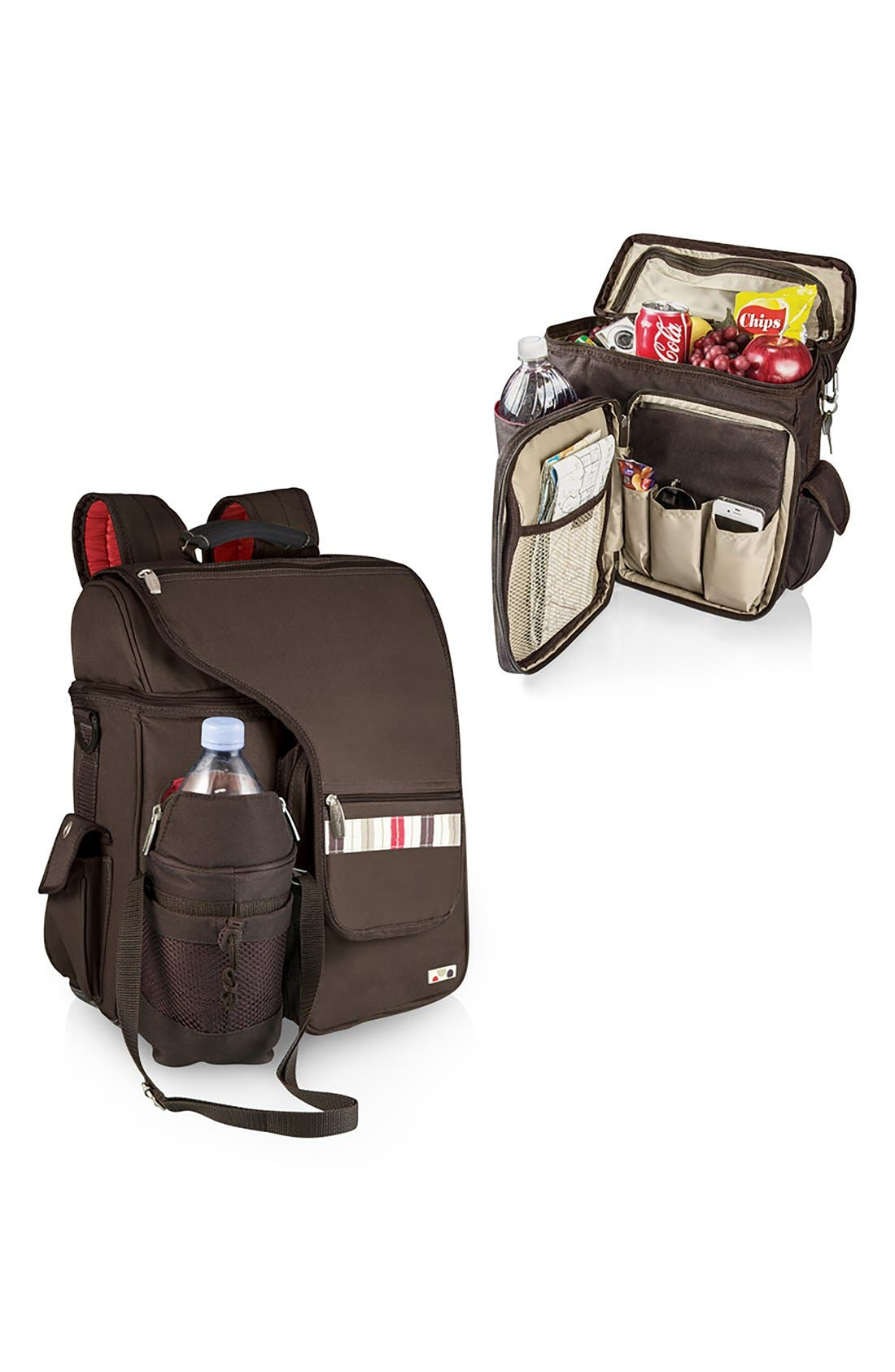 Alternate Image 4  - Picnic Time Turismo Insulated Cooler Backpack