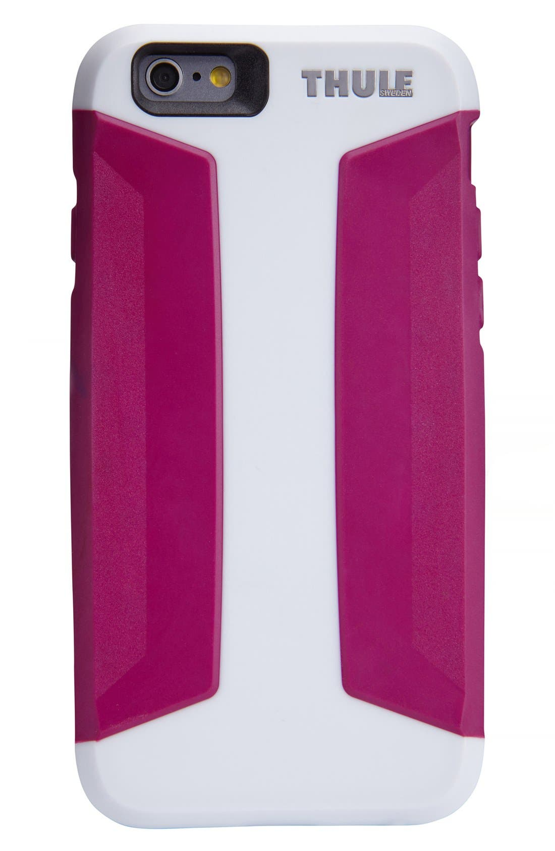 Atmos X3 iPhone 6/6s Case,                             Alternate thumbnail 4, color,                             White/ Orchid