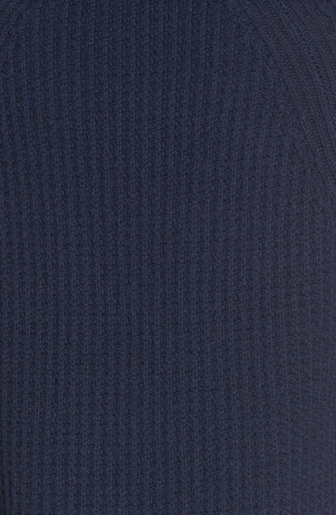 Alternate Image 5  - Nordstrom Collection Wool & Cashmere Turtleneck Sweater