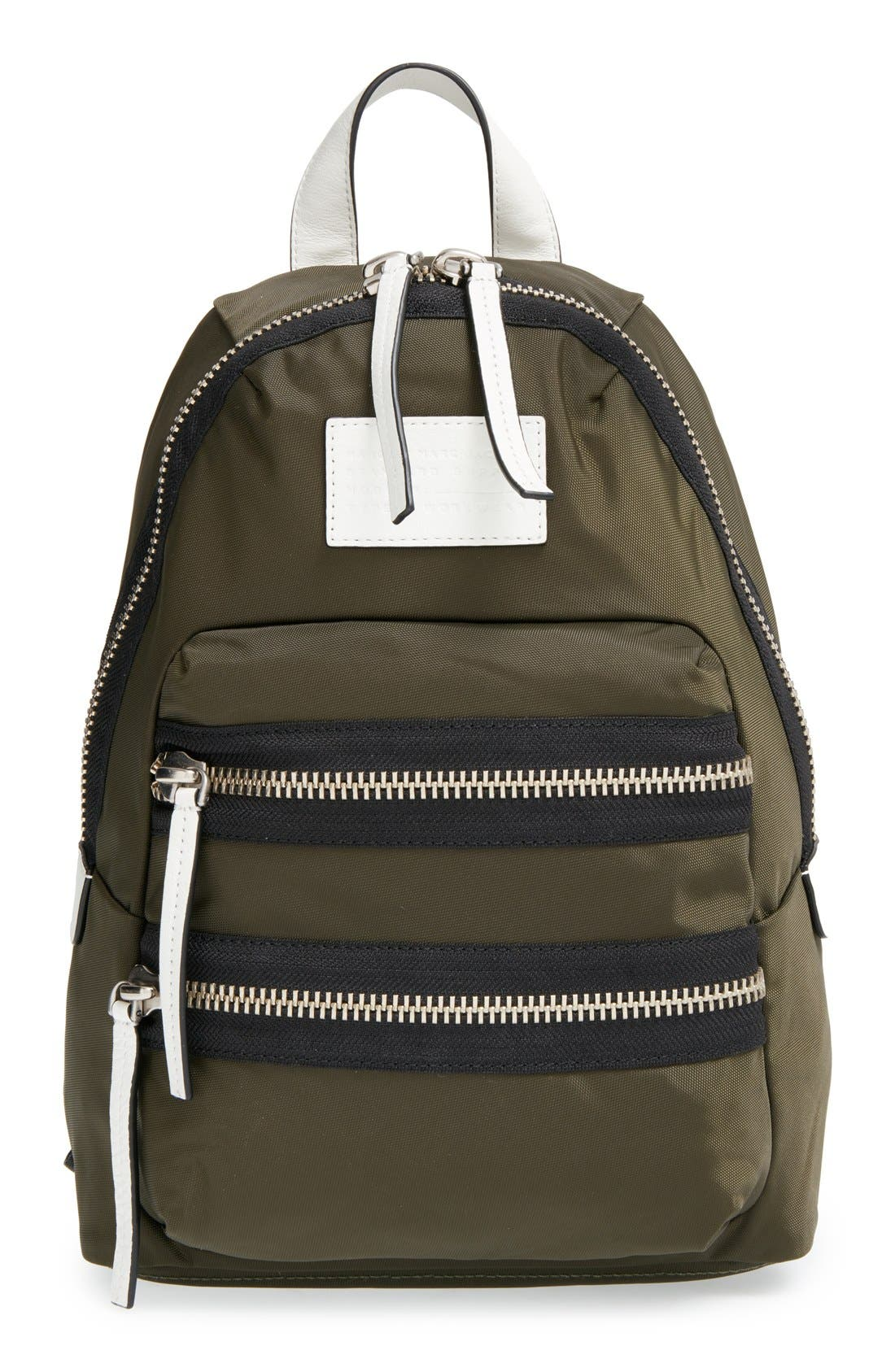 Alternate Image 1 Selected - MARC BY MARC JACOBS 'Mini Domo Arigato Packrat' Backpack