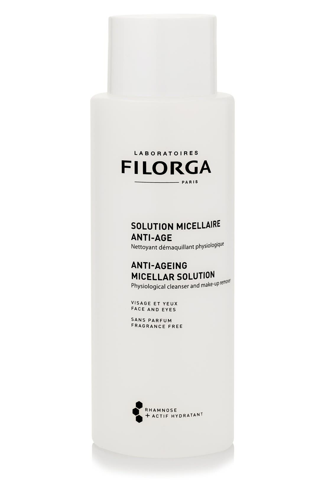 Filorga 'Anti-Aging MicellarSolution' Physiological Cleanser and Makeup Remover