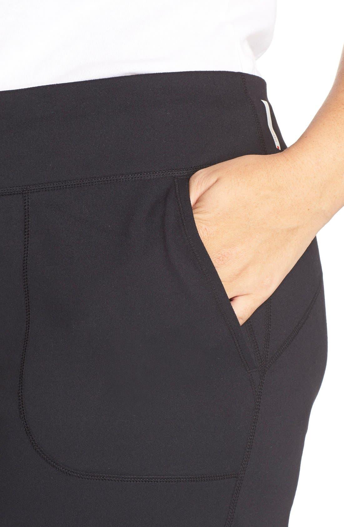 Alternate Image 4  - Zella 'Soul 3' Pants (Plus Size)