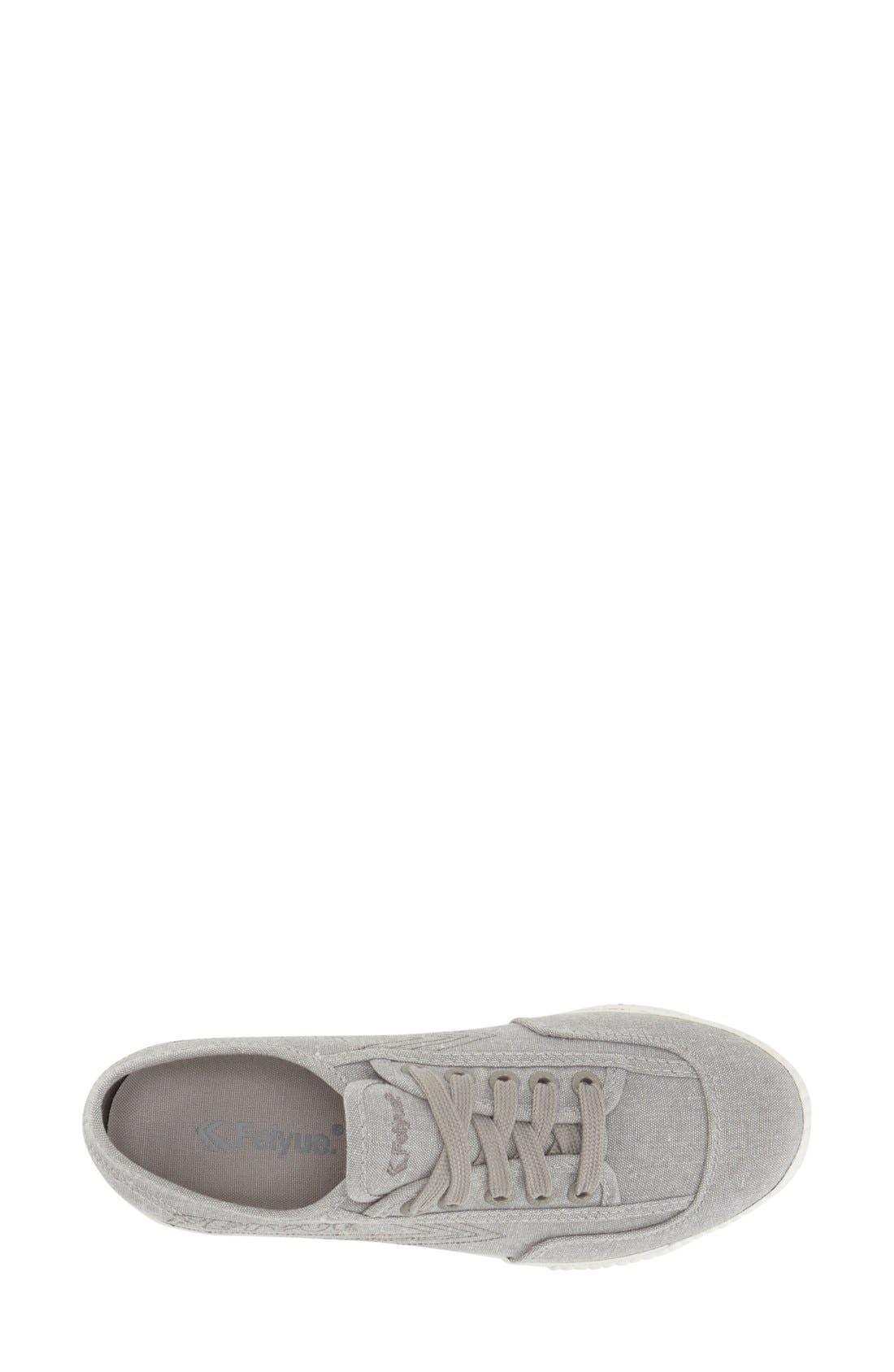 Alternate Image 3  - Feiyue. 'Fe Lo Plain' Chambray Sneaker (Women)
