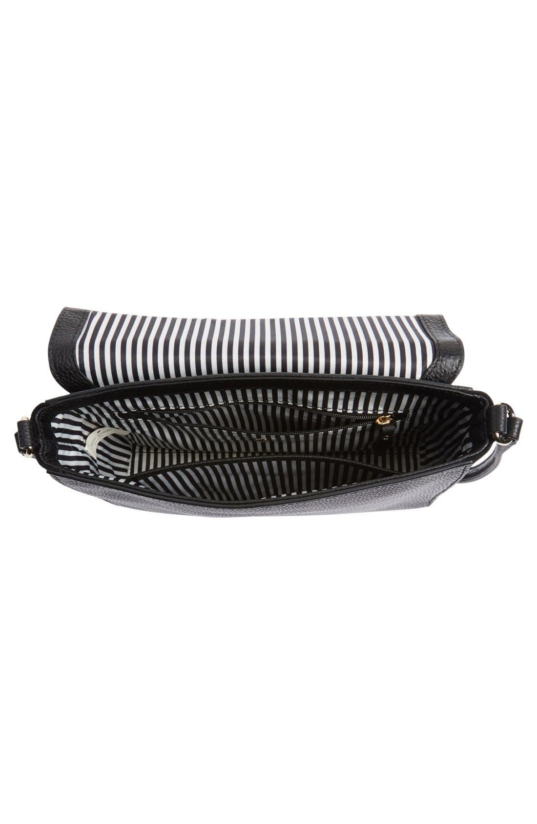 Alternate Image 4  - kate spade new york 'matthews drive - patty' leather & suede crossbody bag