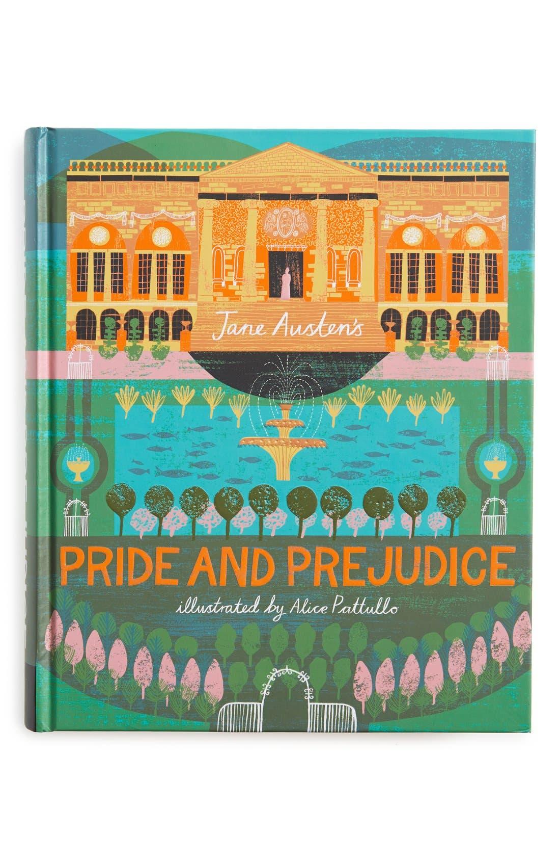 Alternate Image 1 Selected - 'Classics Reimagined: Pride and Prejudice' Book