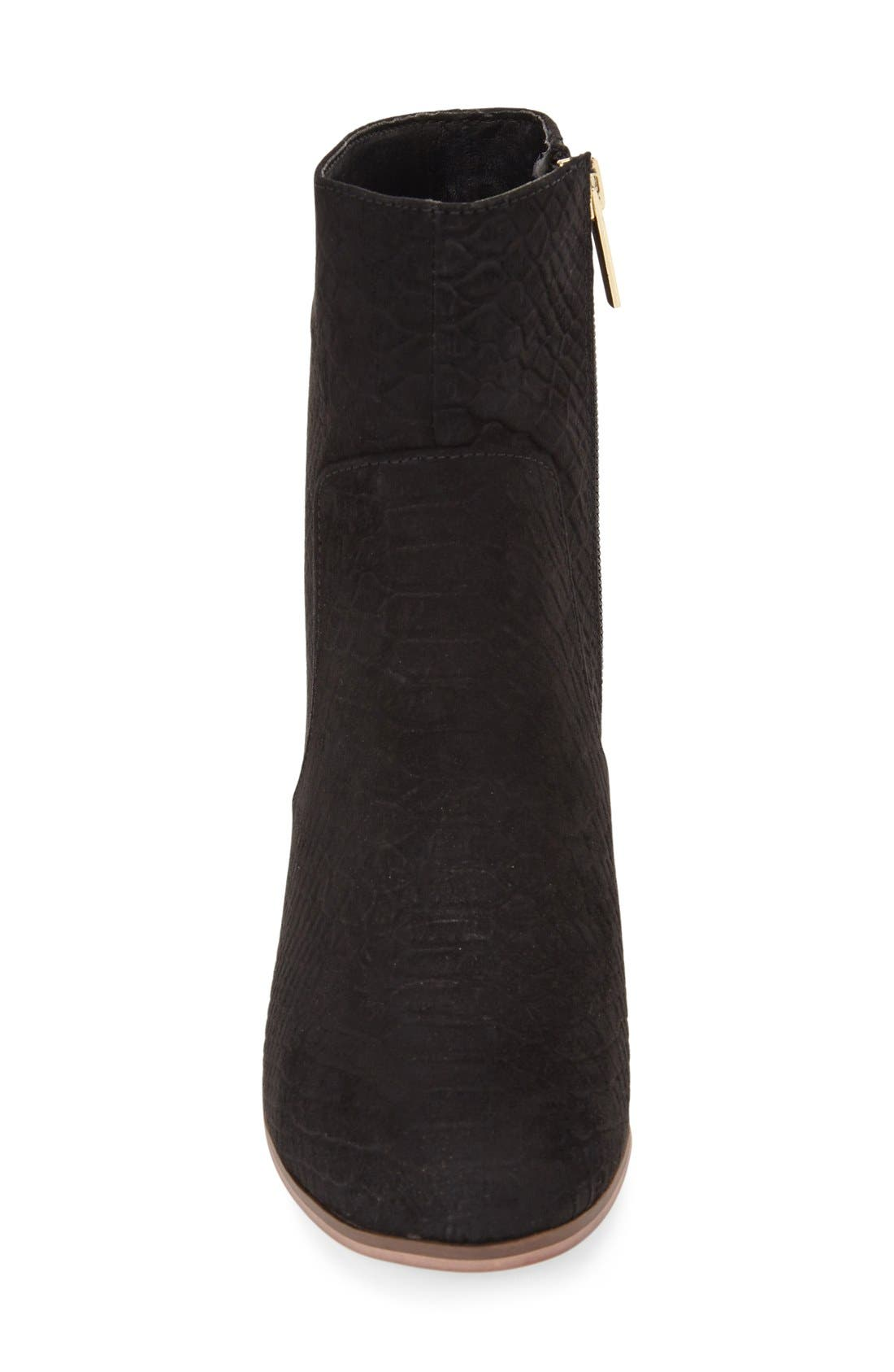 Alternate Image 3  - Topshop 'Bless' Ankle Bootie (Women)