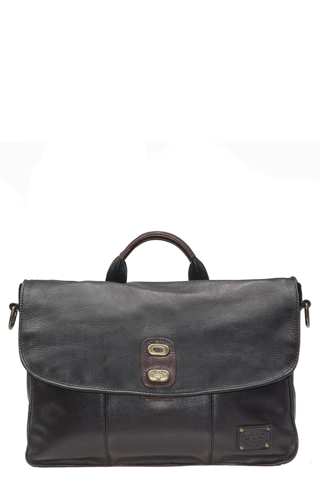Alternate Image 1 Selected - Will Leather Goods 'Kent' Messenger Bag