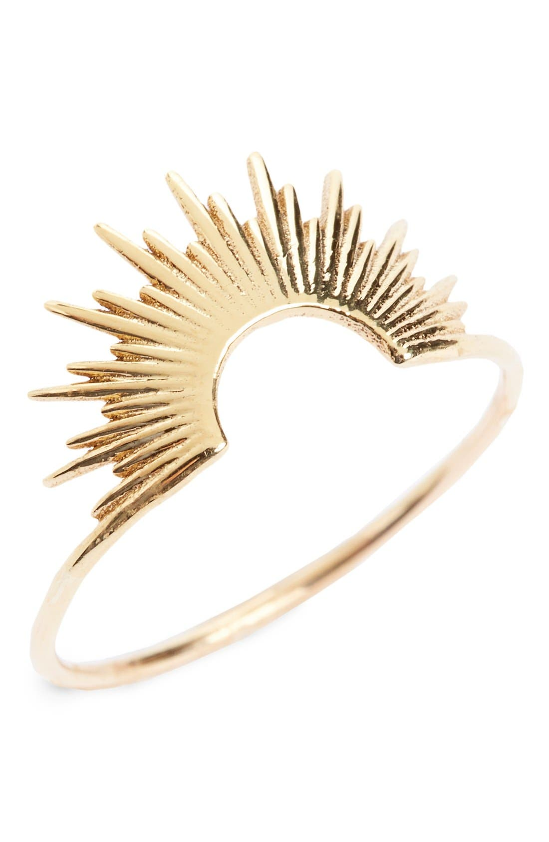 Alternate Image 1 Selected - SARAH & SEBASTIAN 'Nimbus' Ring
