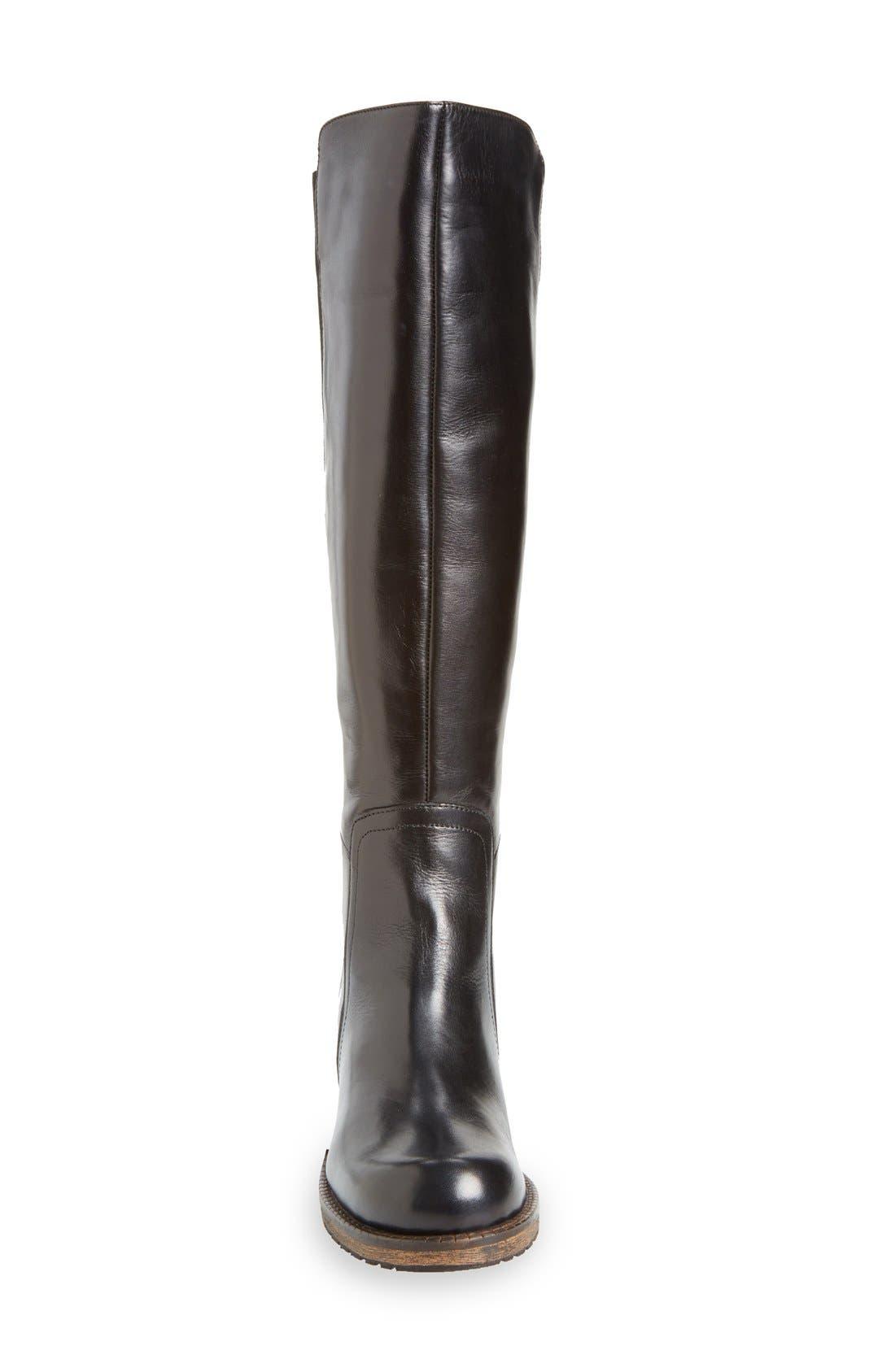 Alternate Image 6  - Dune London 'Tarra' Knee High Boot (Women)