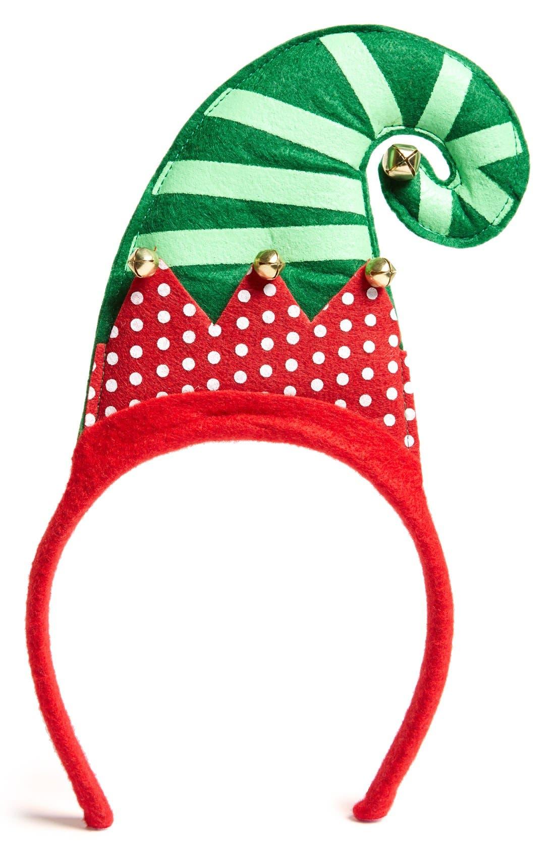 Alternate Image 1 Selected - Capelli of New York Elf Hat Headband