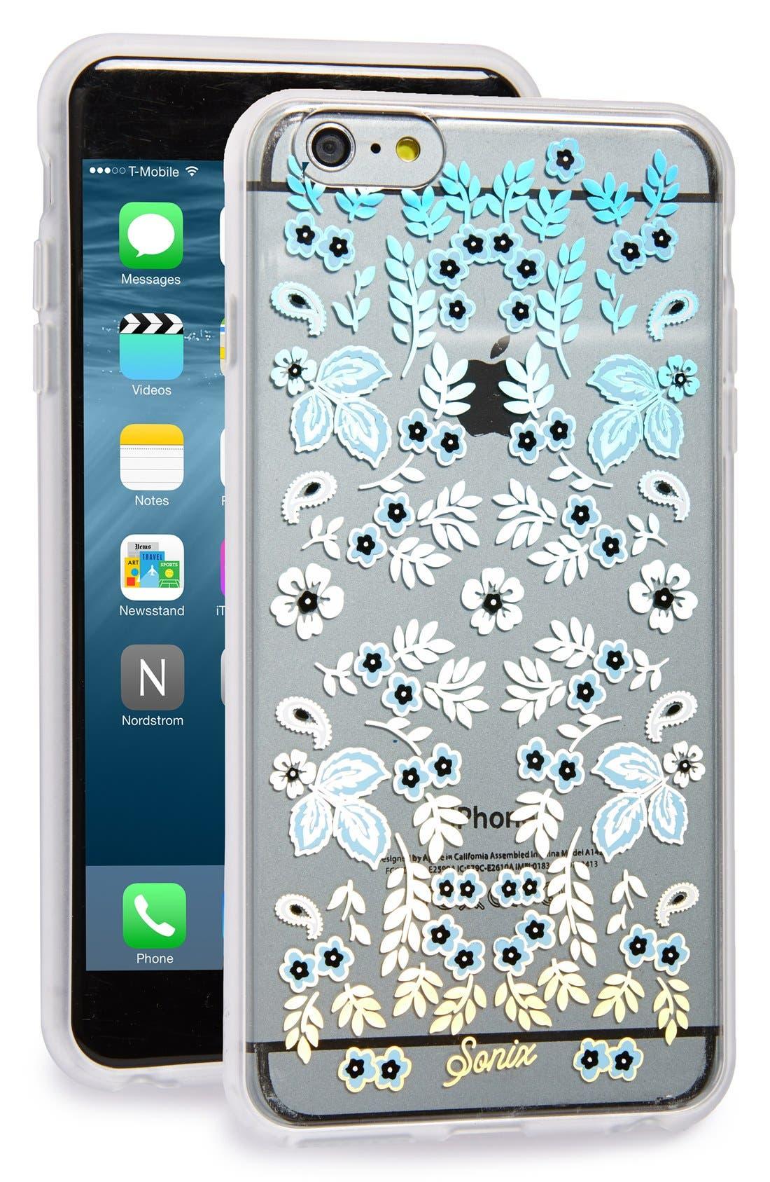 Alternate Image 1 Selected - Sonix Iridescent Paisley iPhone 6 Plus & 6s Plus Case