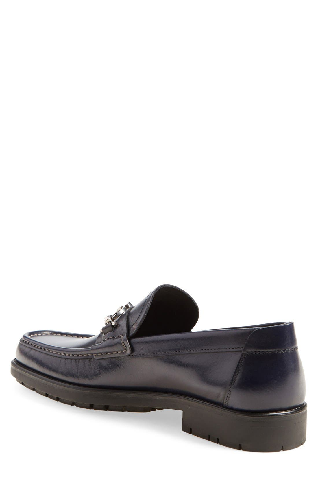 Alternate Image 2  - Salvatore Ferragamo 'Master' Loafer
