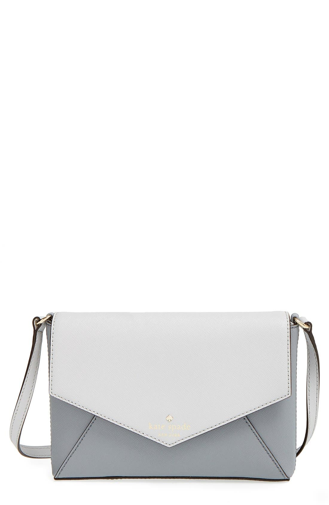 Alternate Image 1 Selected - kate spade new york 'cedar street - large monday' crossbody bag