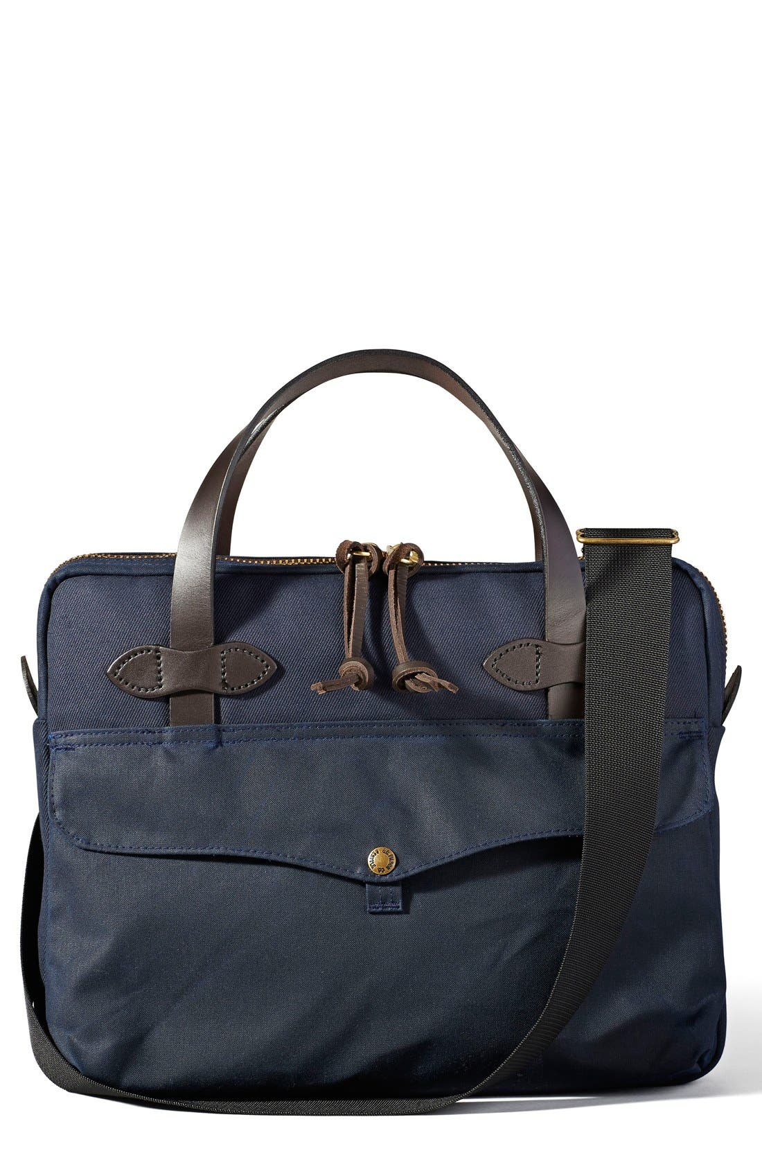 Filson Canvas Tablet Briefcase