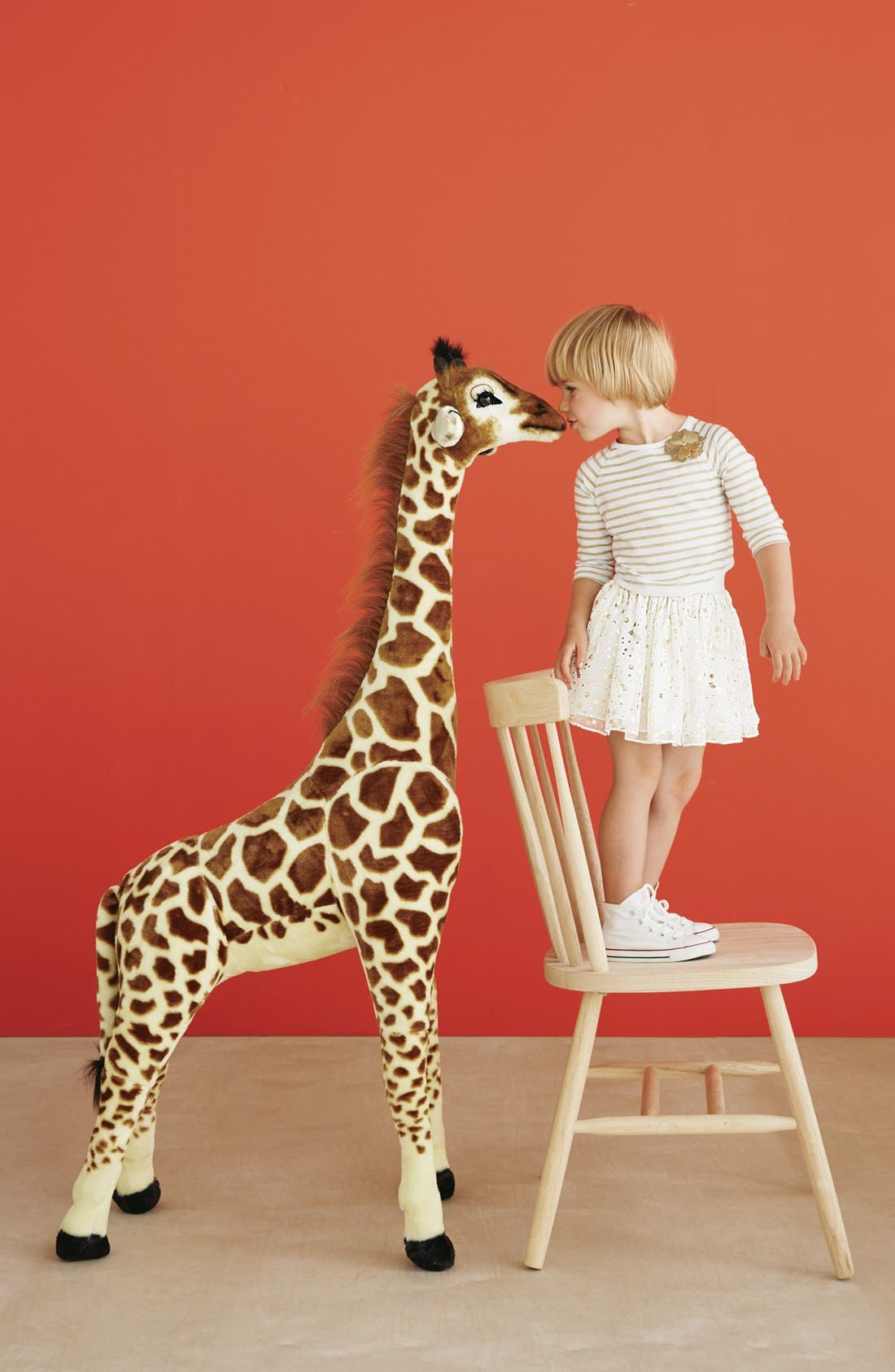Alternate Image 3  - Melissa & Doug Oversized Giraffe
