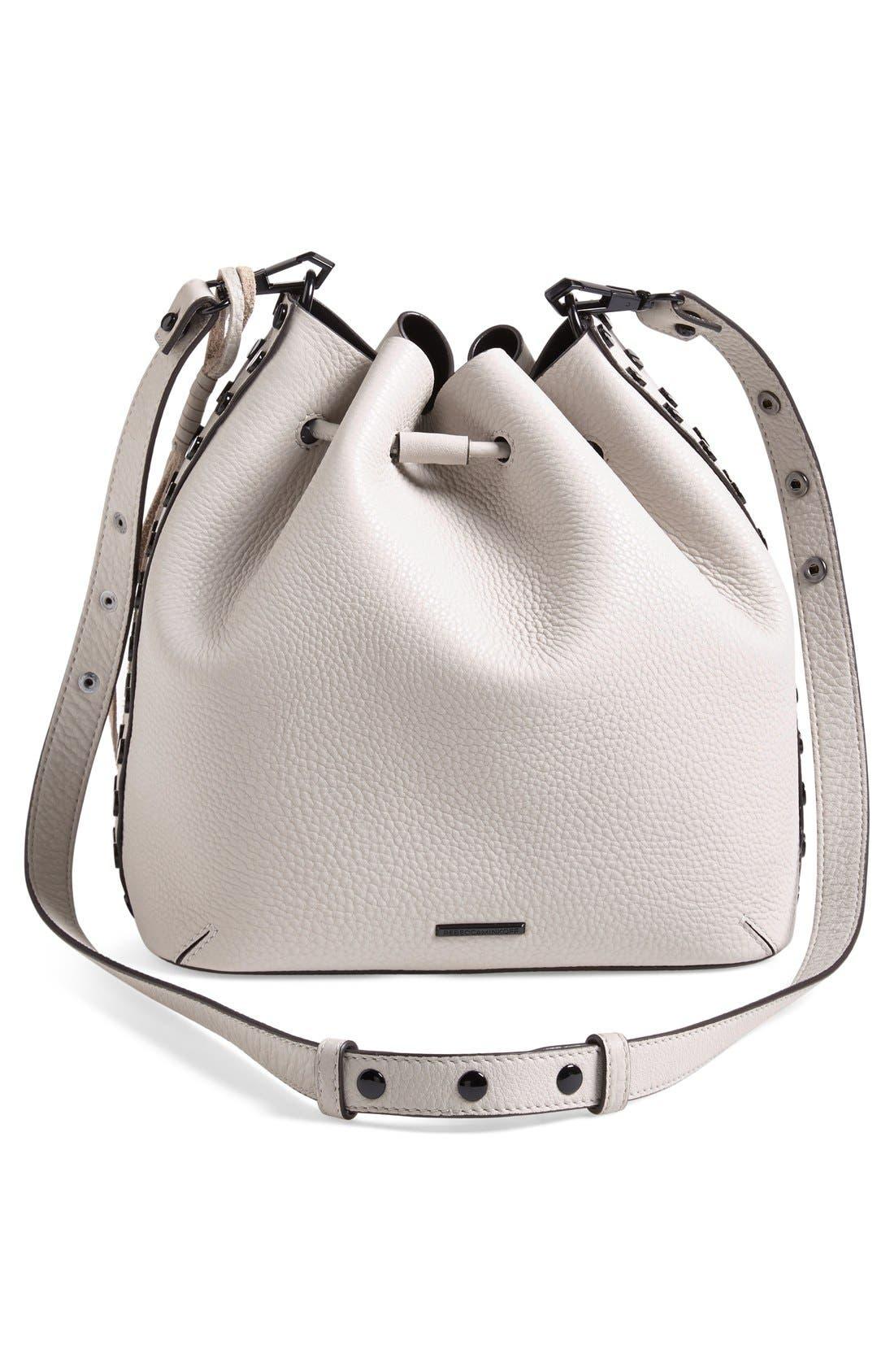 Alternate Image 3  - Rebecca MinkoffScrew Stud Bucket Bag