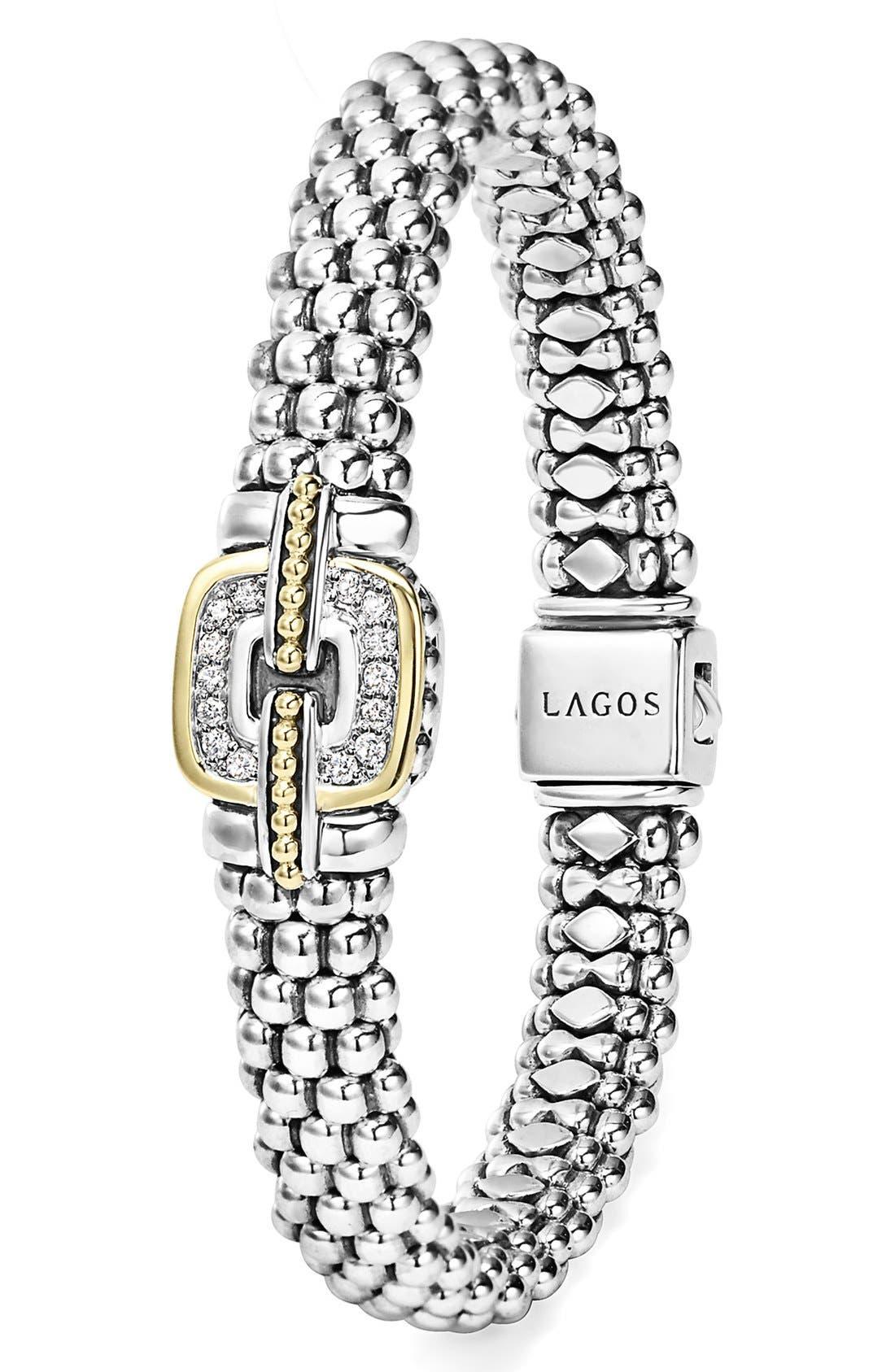 Alternate Image 3  - LAGOS Cushion Caviar Bracelet