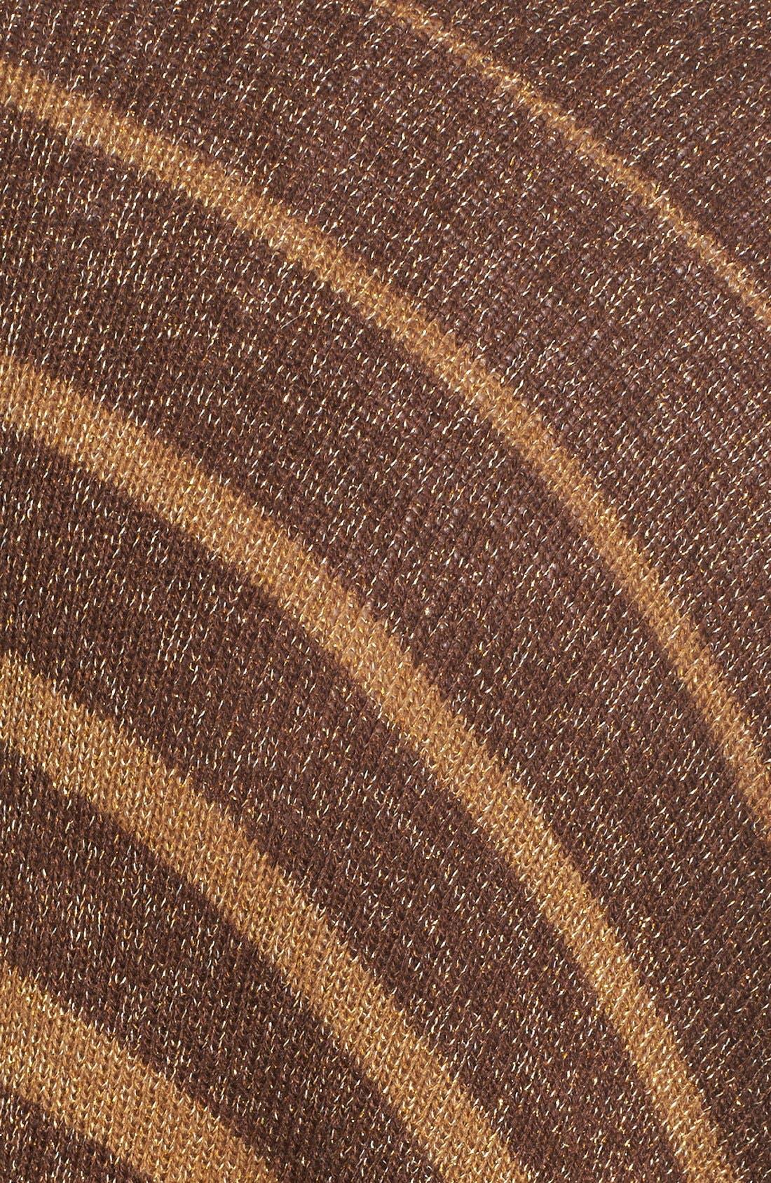 Alternate Image 3  - La Fiorentina Stripe Shawl